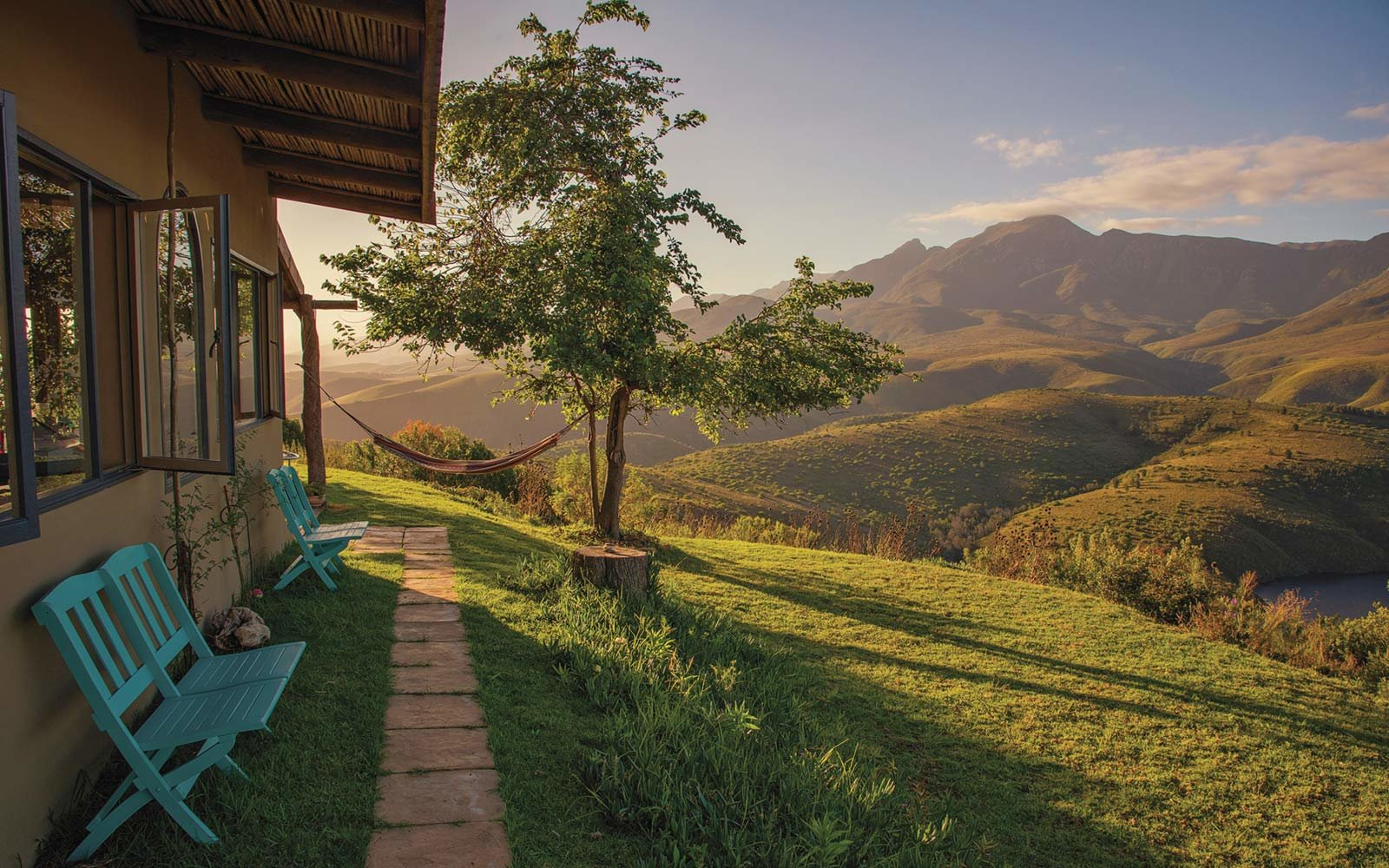 Akasha Mountain Retreat, Heidelberg, South Africa