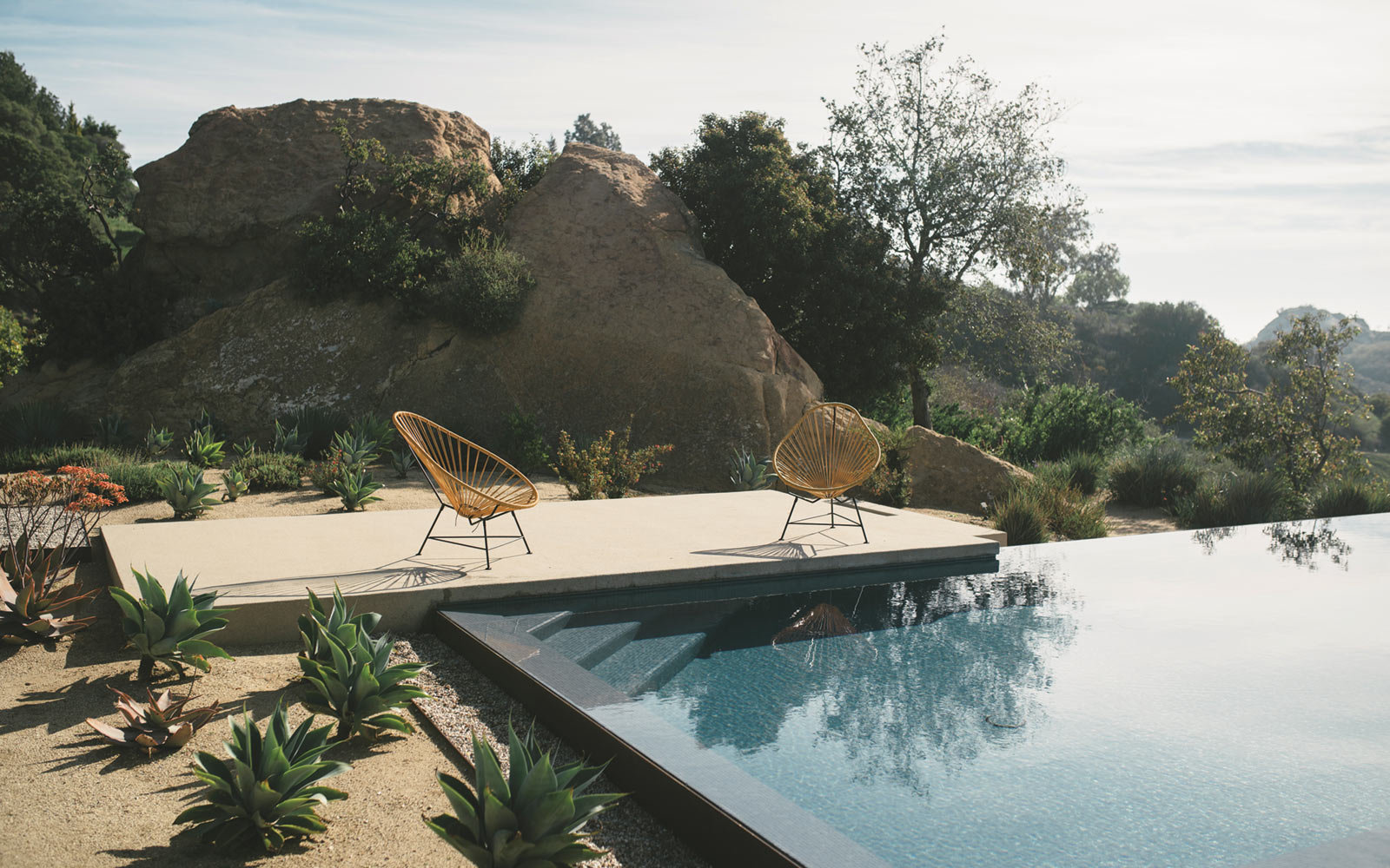 Saddle Peak House, Topanga, California