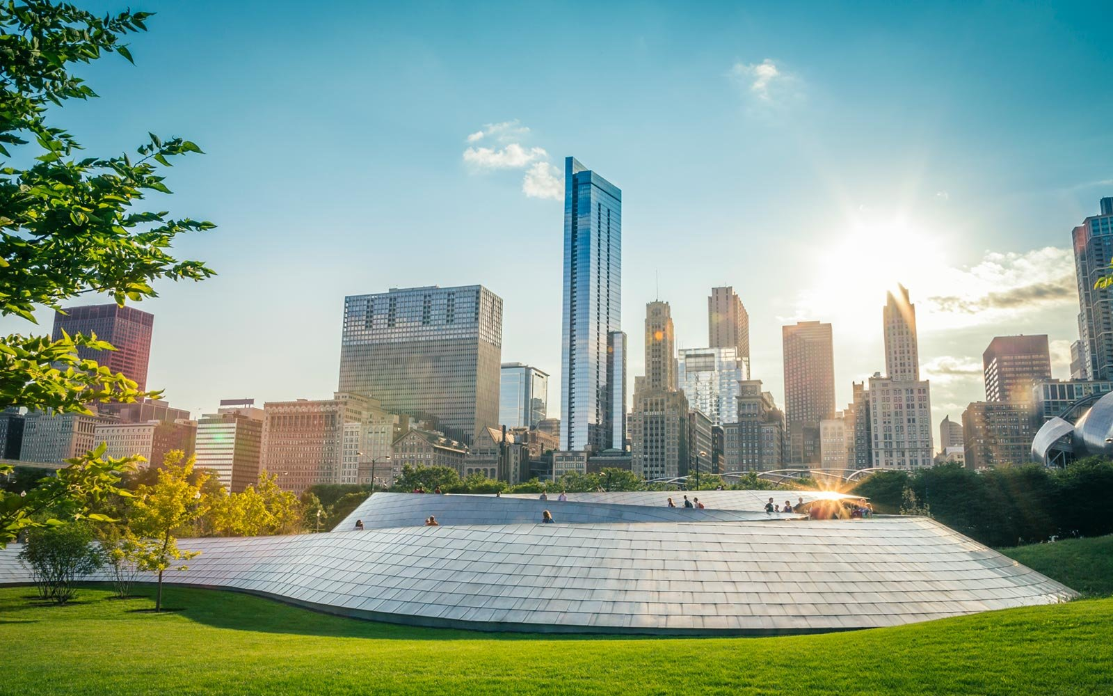 Chicago, Illinois, Millenium Park