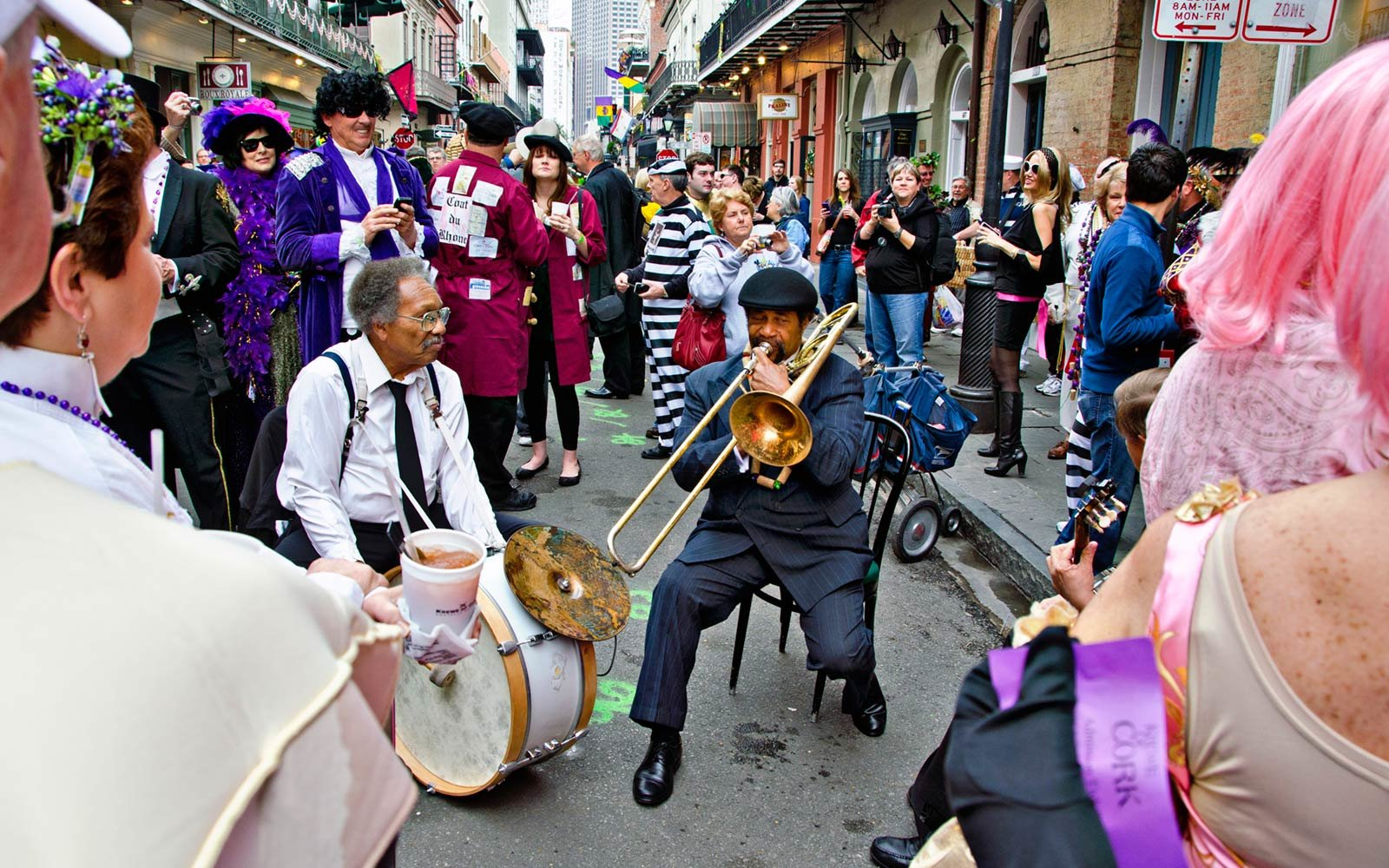 New Orleans, Louisiana, Mardi Gras