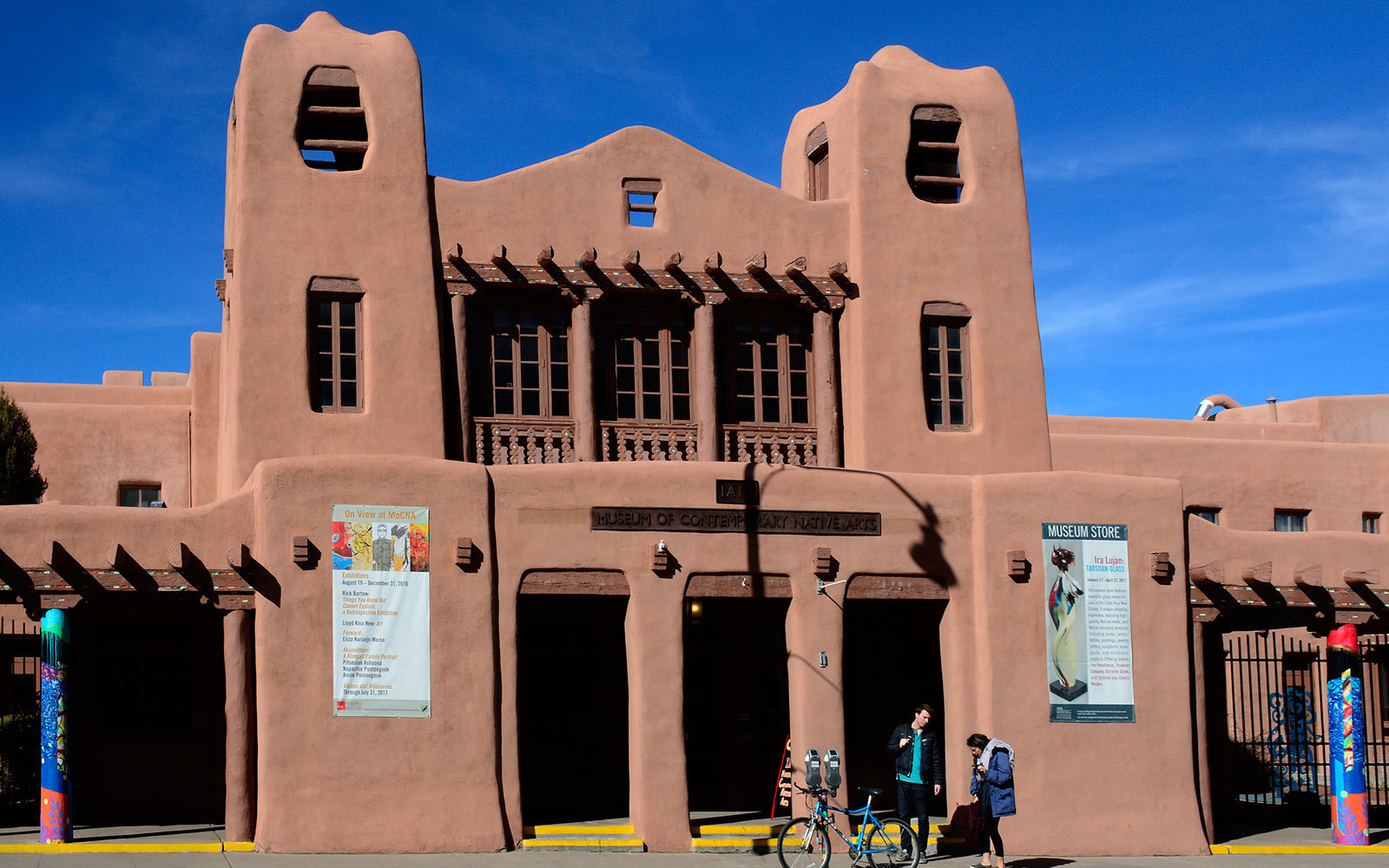 Santa Fe, New Mexico, Museum of Contemporary Native Arts