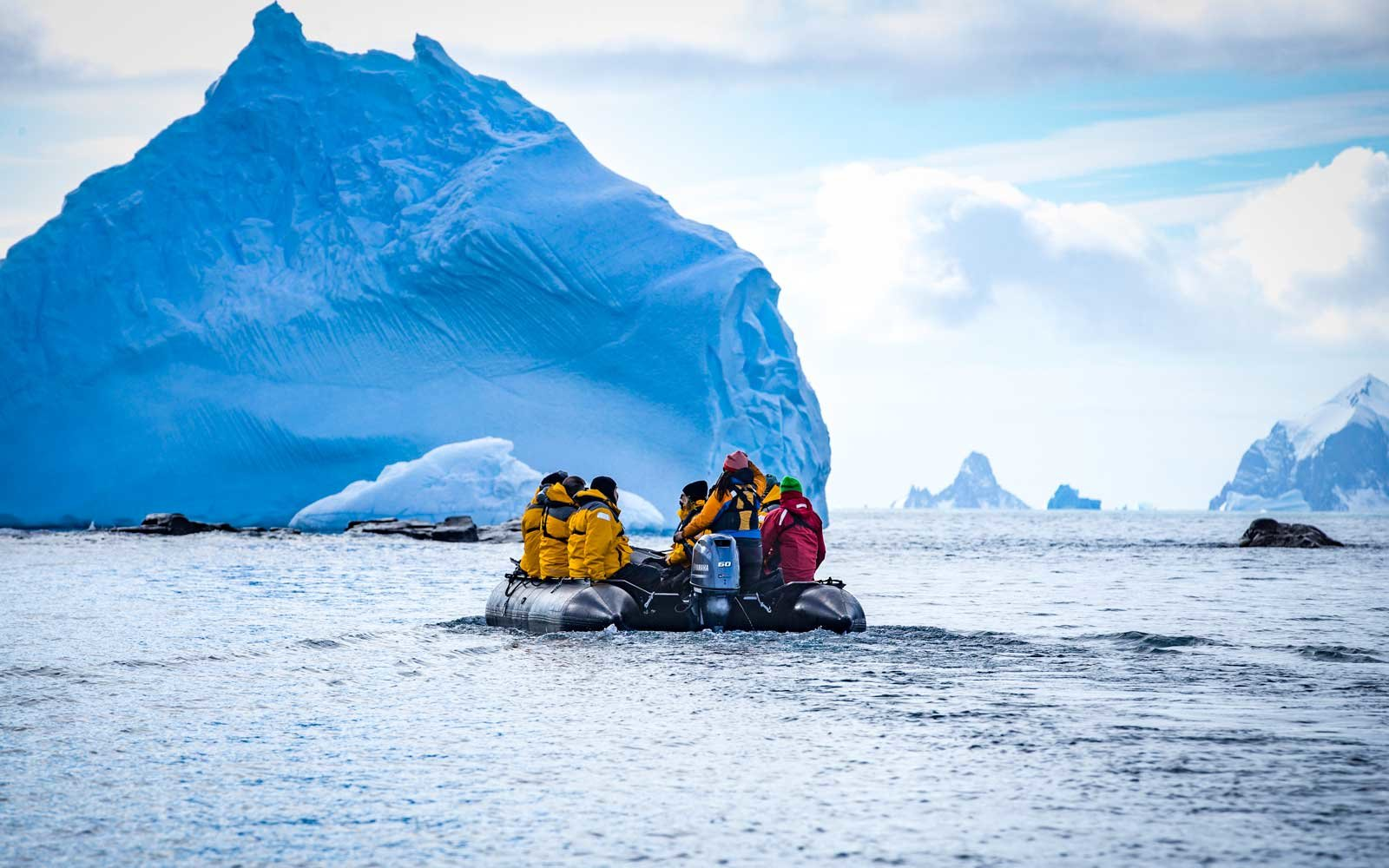 Get 35 Off An Epic All Inclusive Trip To Antarctica