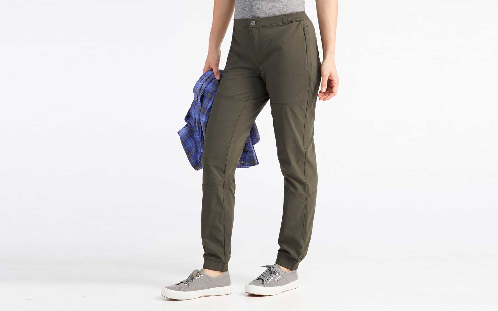 L.L.Bean Stretch-tek Travel Pants