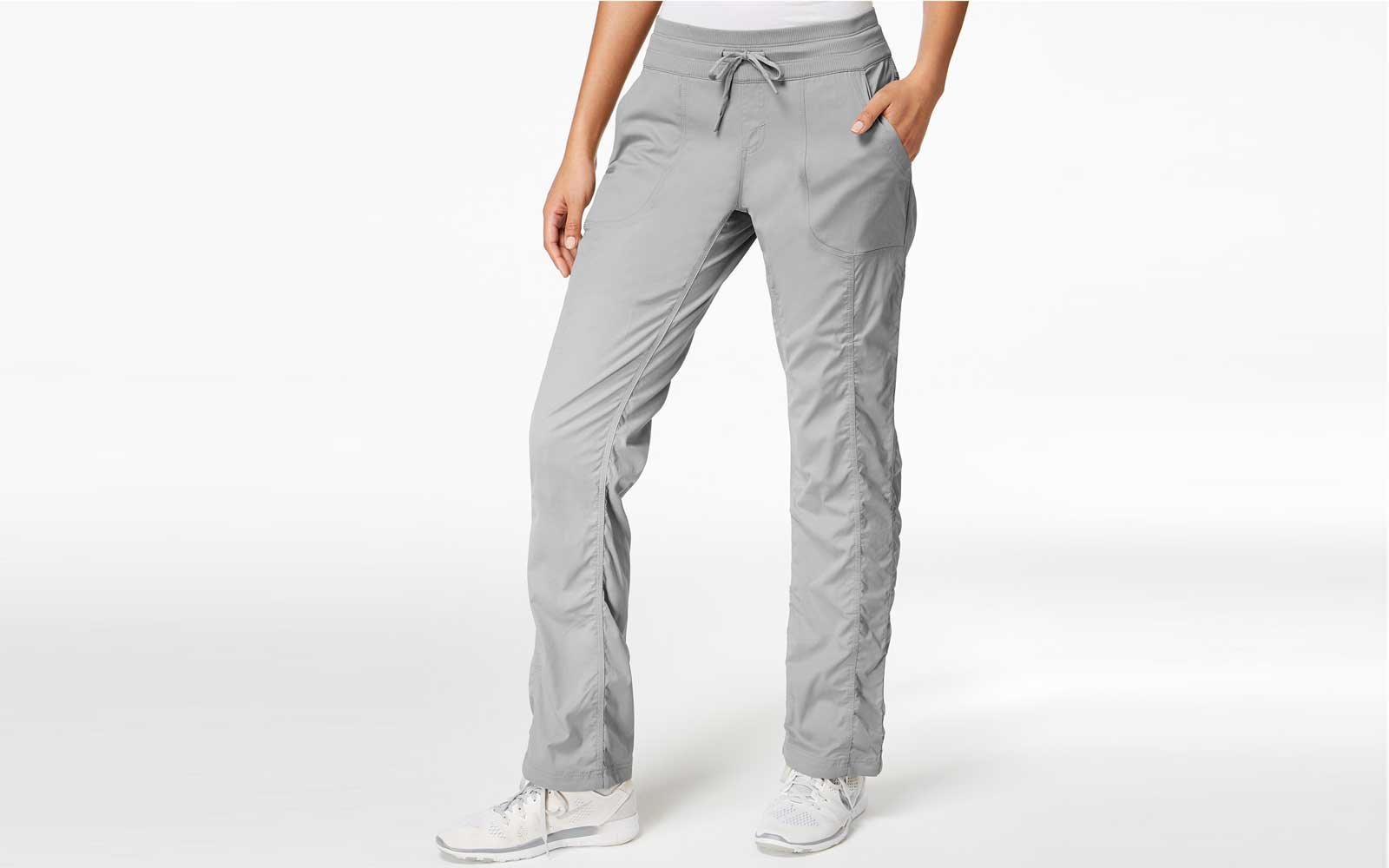 womens the north face travel pants