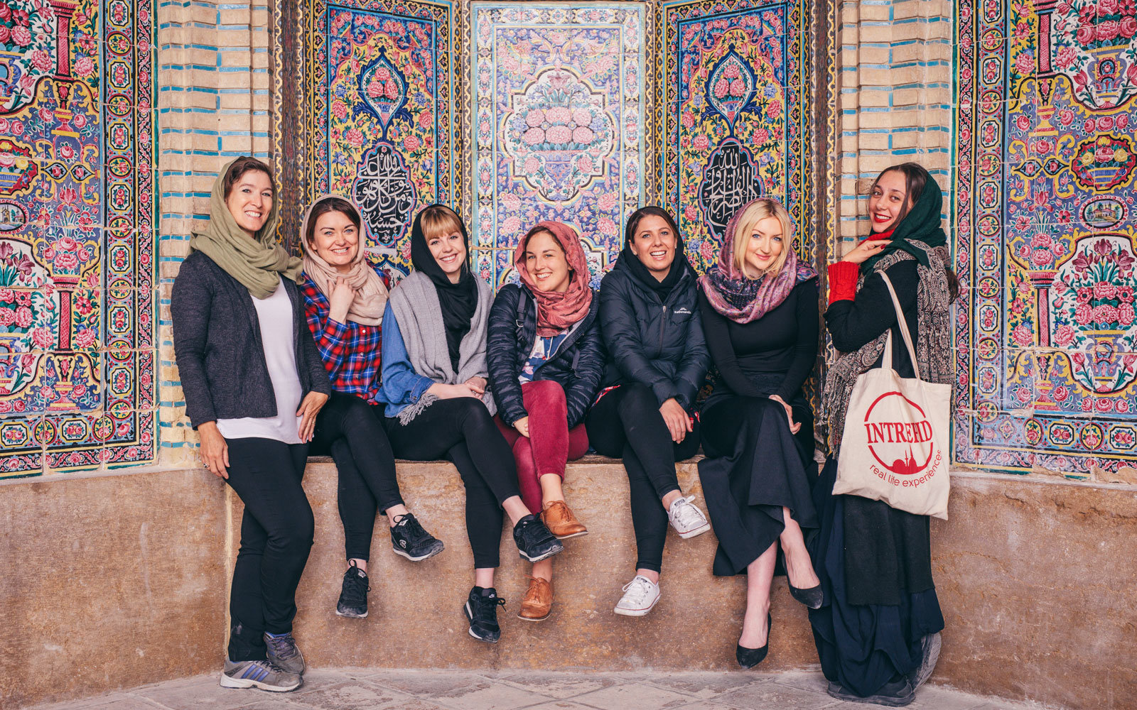These Female-only Tours in the Middle East Let You Bond With the Women Who Live There