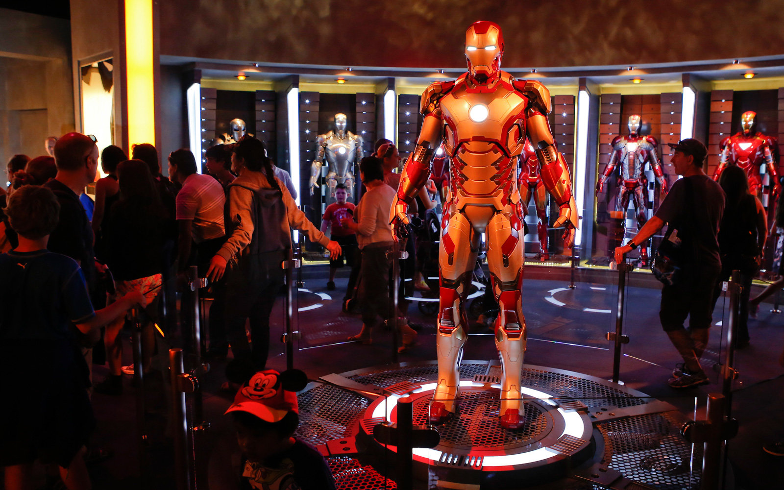 Disney Parks plan massive Marvel Super Hero expansions