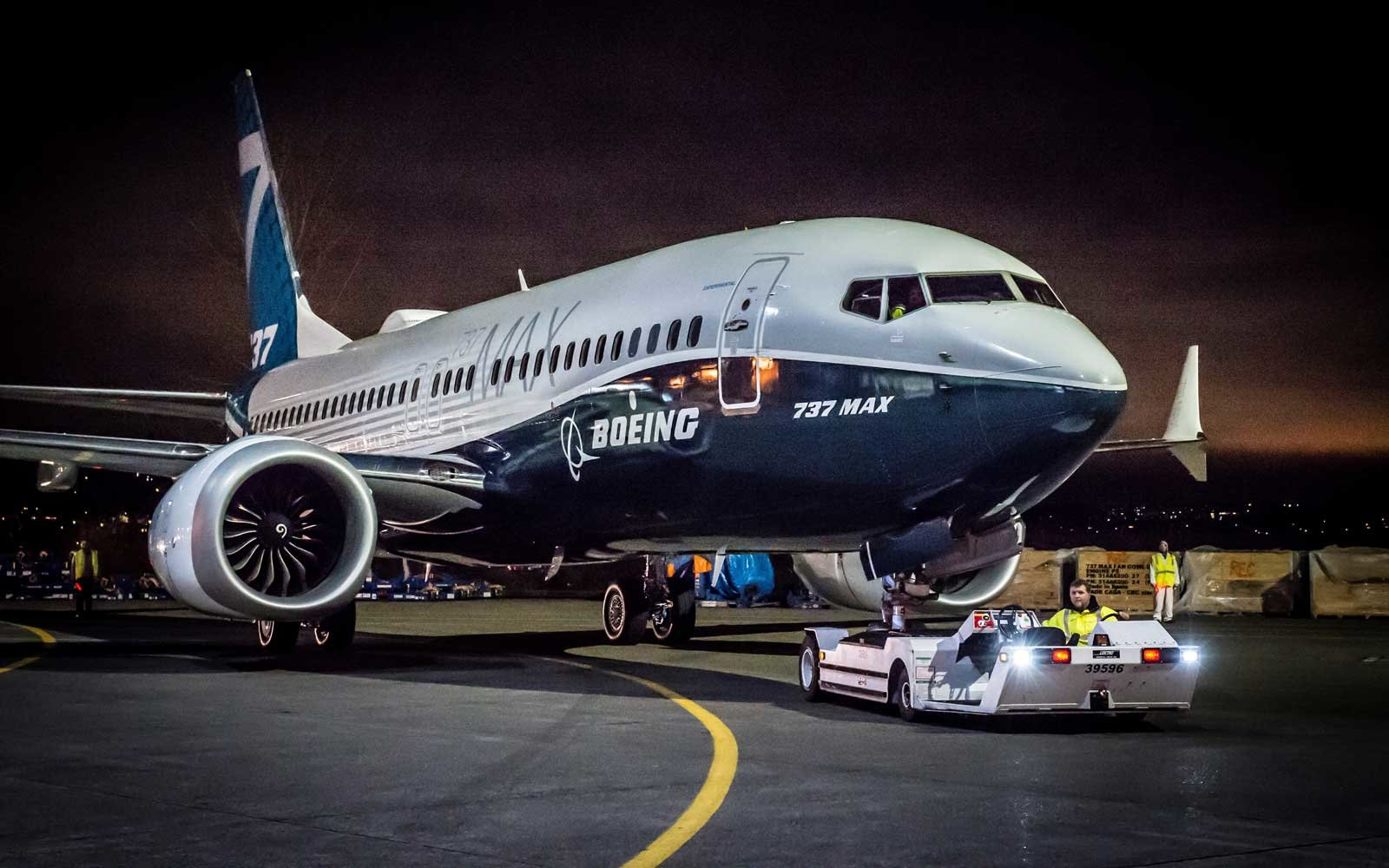 It S Smaller But Mighty New Boeing 737 Completes Its