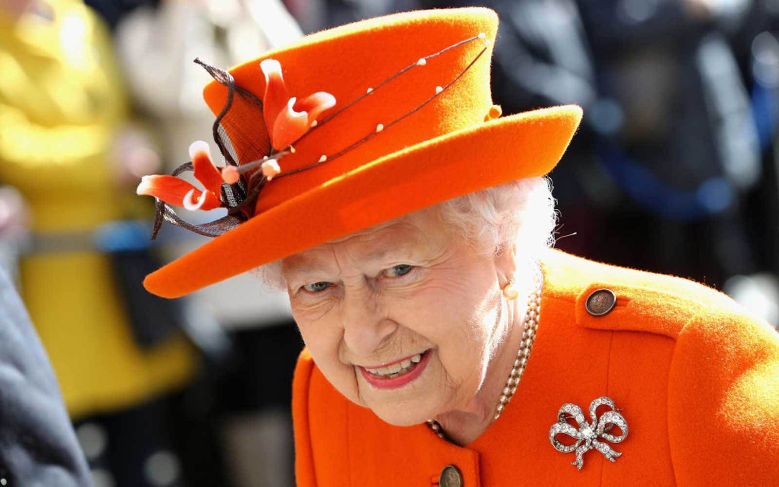 The Queen Visits The Royal Academy Of Arts
