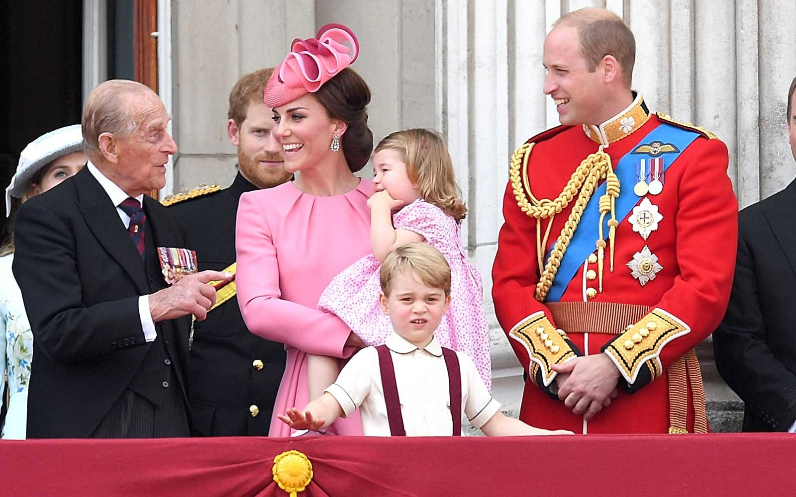 Prince William and Kate Middleton Welcome Third Royal Baby | Travel ...