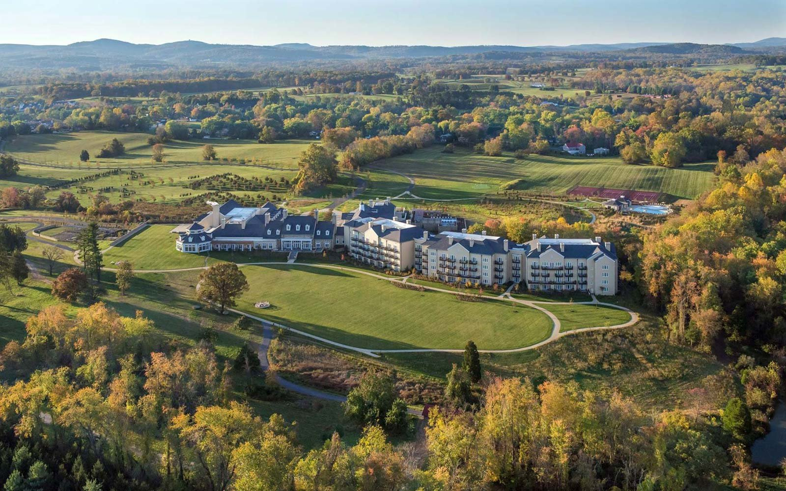 This 340-acre Country Estate Nestled In Virginia's Blue