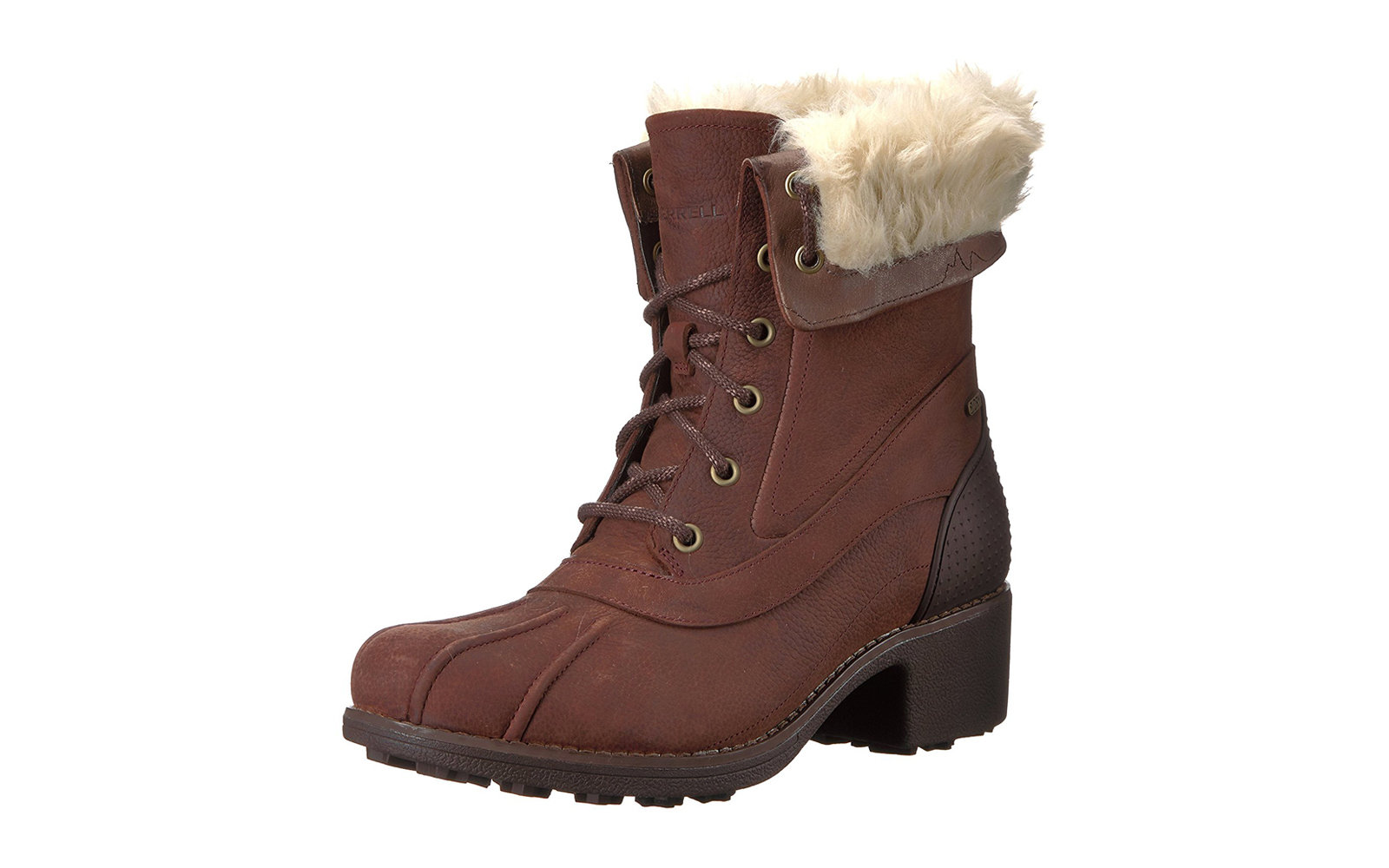 Merrell Chateau Mid Lace Polar Waterproof Boot