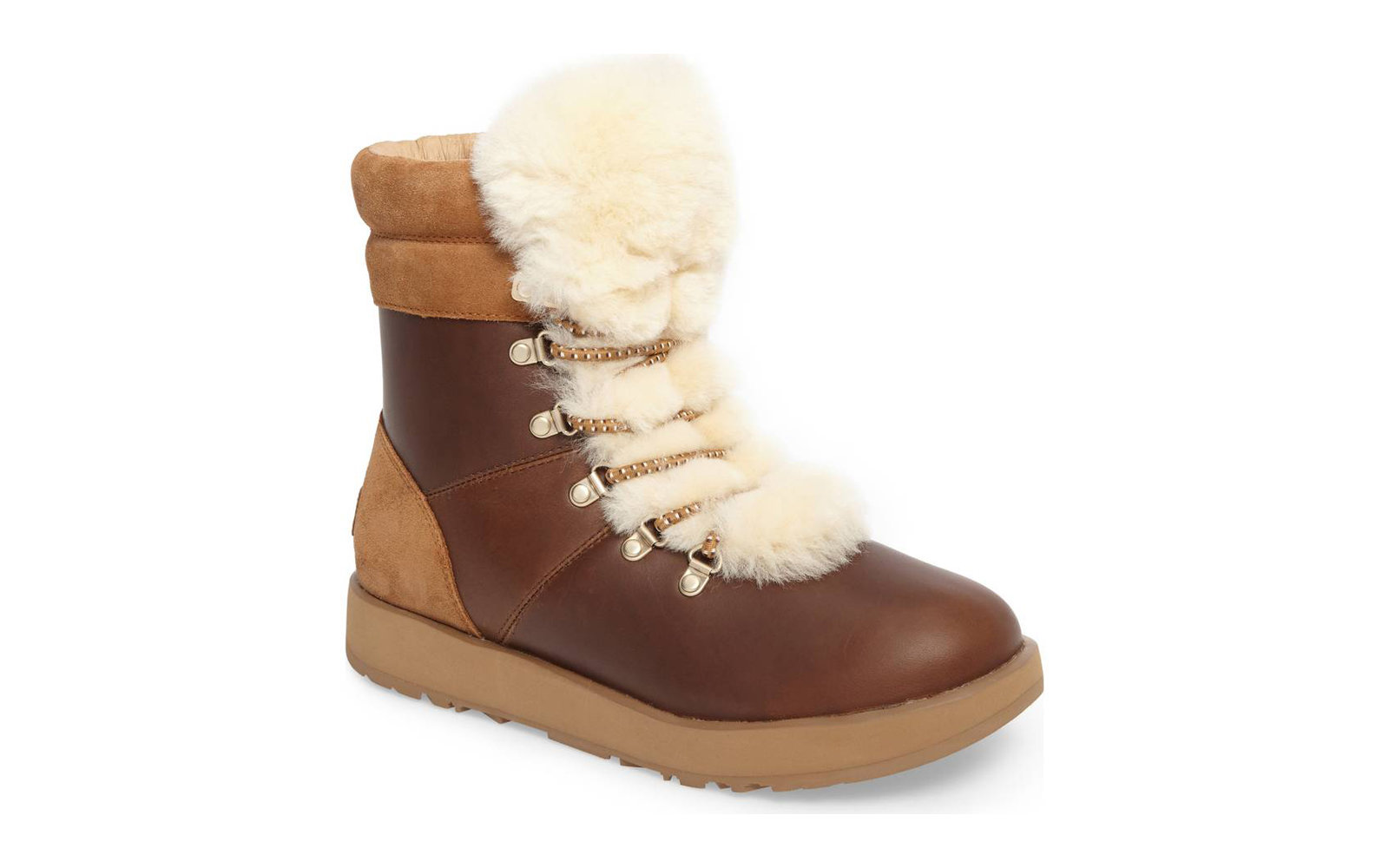72a4bc1c418 Ugg Viki Waterproof  Best for Arctic Adventures. Ugg Viki Waterproof.  Courtesy of Nordstrom. Road-tested in Canada at the height of winter ...