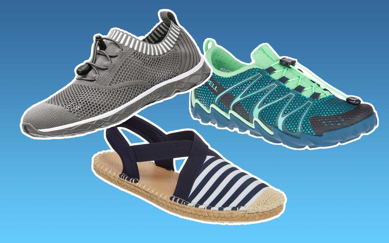 9cdbb12164a The Best Water Shoes for Women in 2019 | Travel + Leisure
