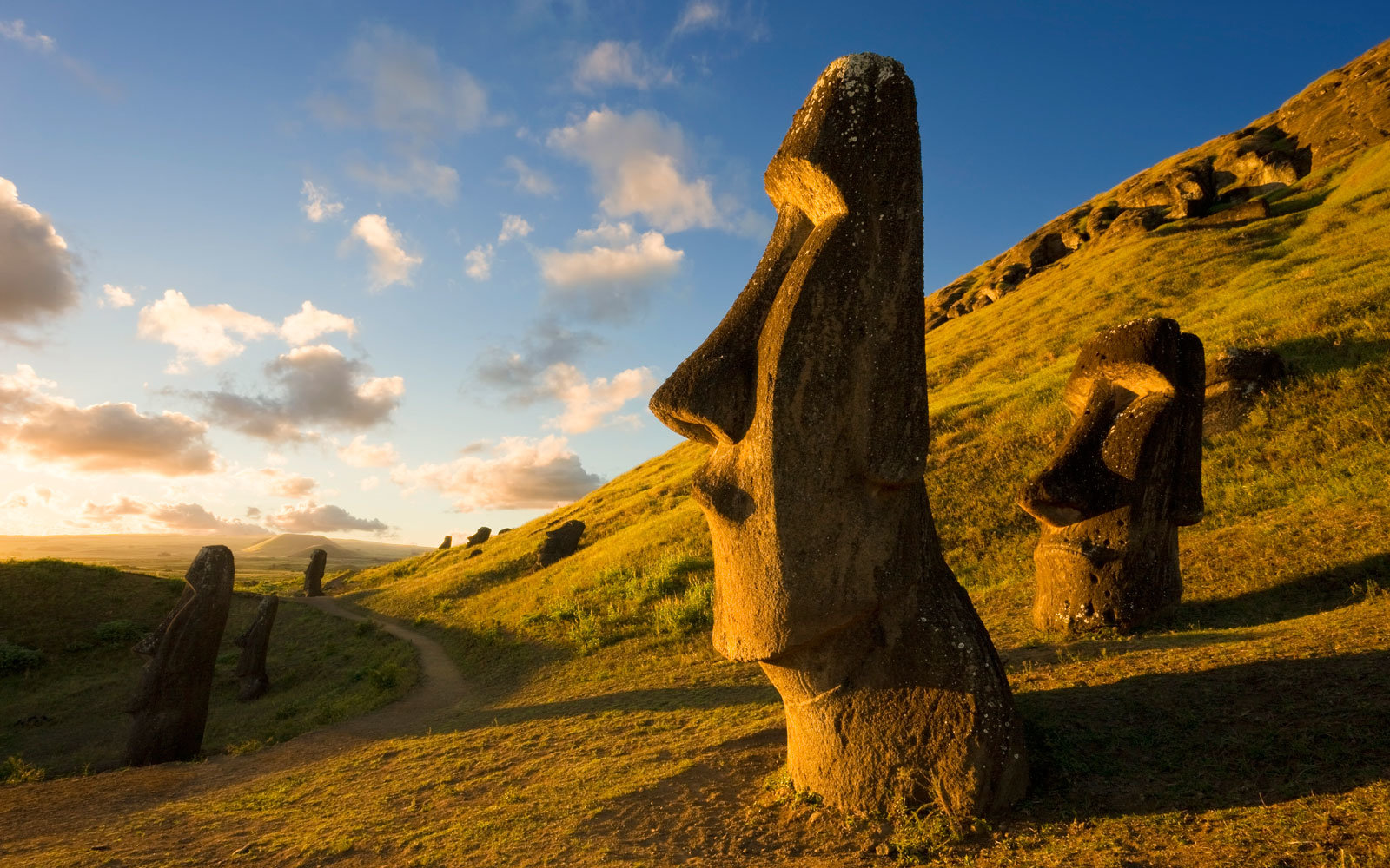 People Love Easter Island But Not For Bunnies And Egg Hunts Travel Leisure
