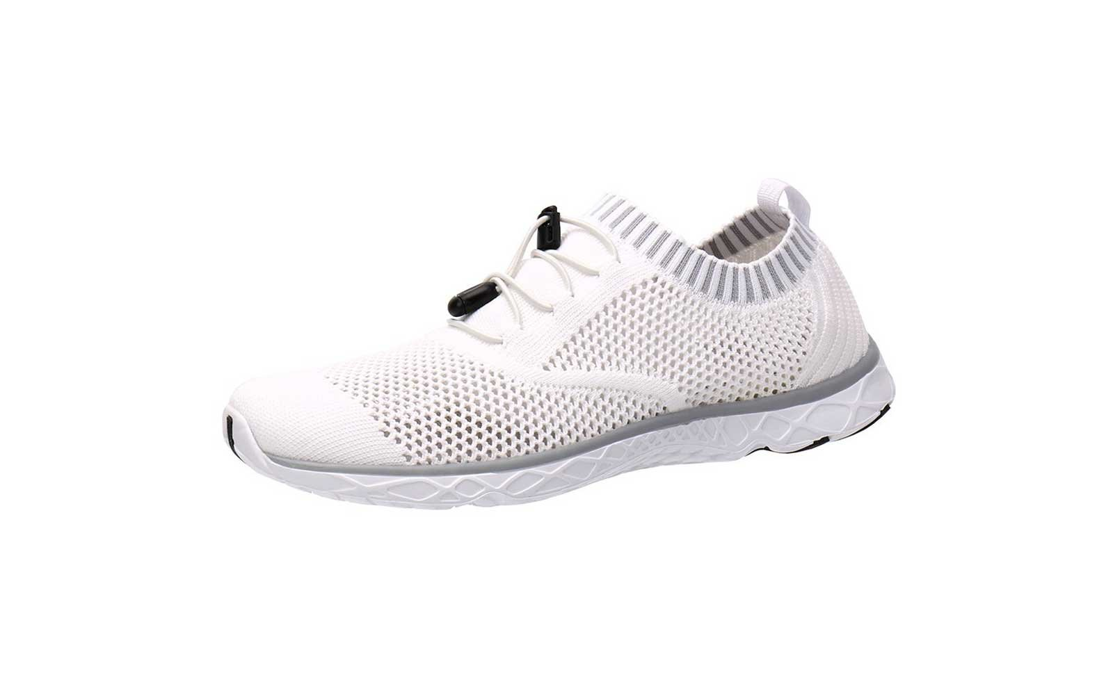c837a29de8e9 Aleader Men s Quick-drying Aqua Water Shoes