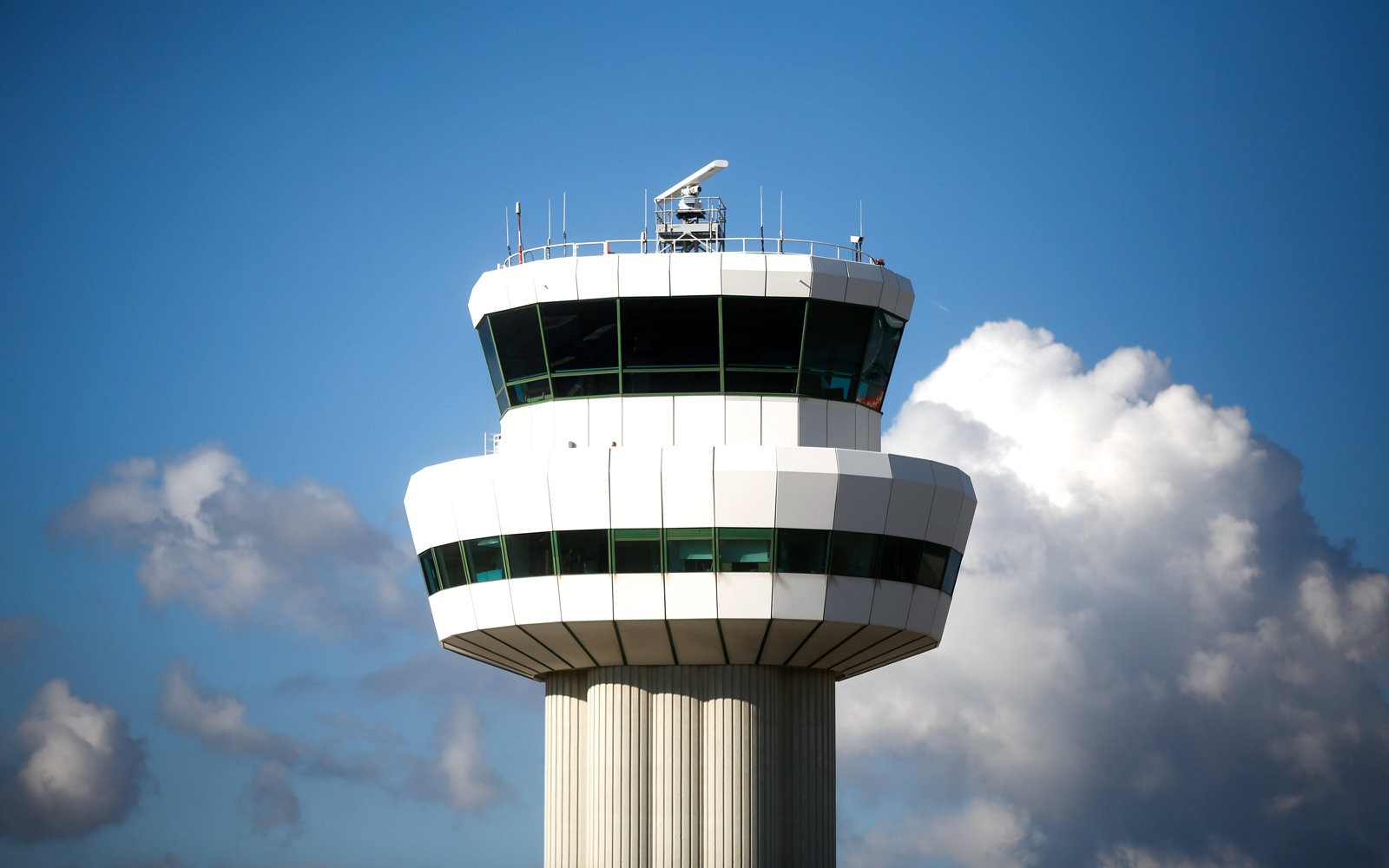 This Air Traffic Control Tower Is 80 Miles Away From Its Airport Travel Leisure
