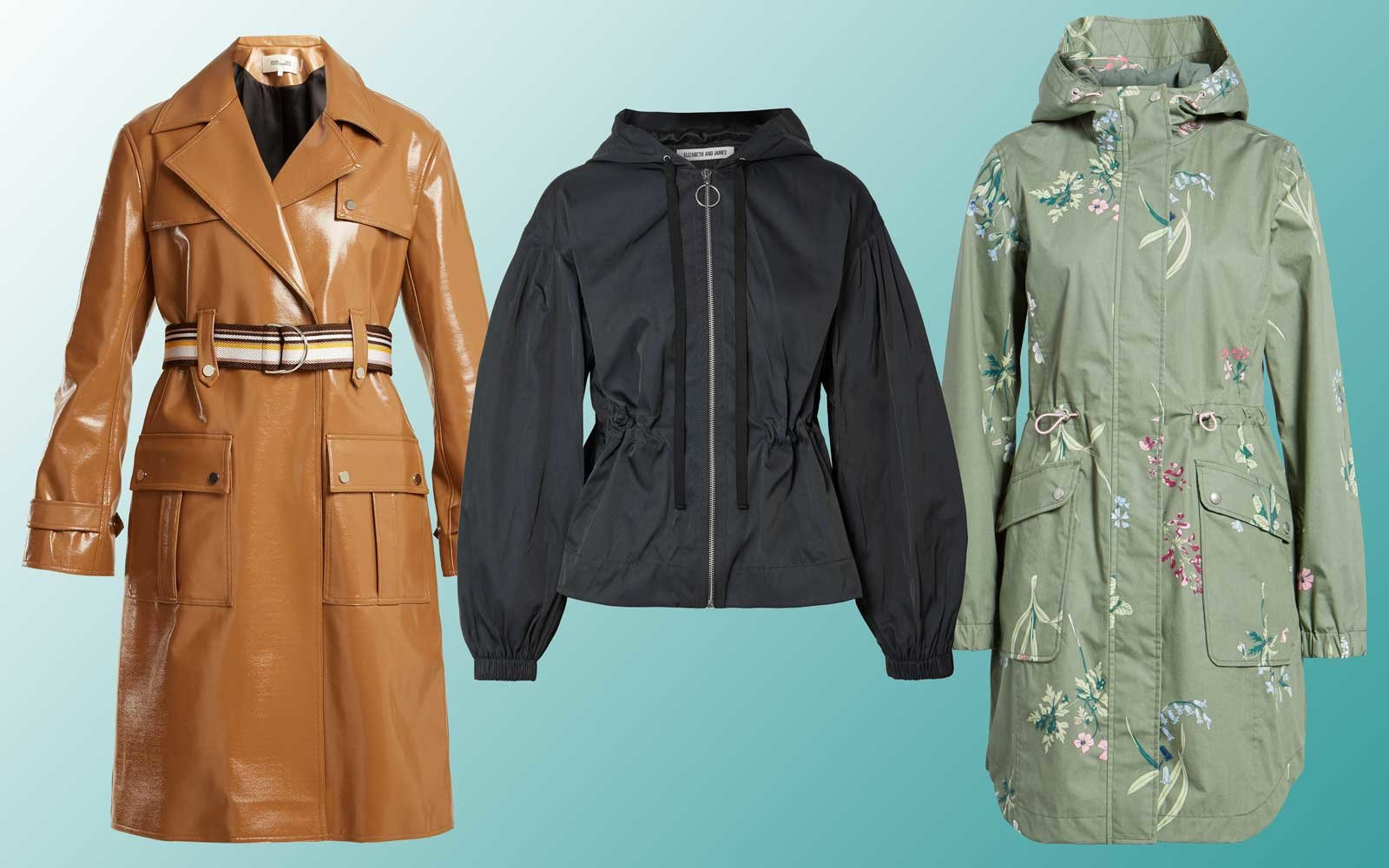 17 Women S Rain Jackets That Are Actually Cute Travel