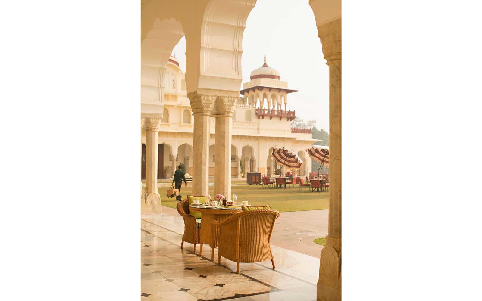 Rambagh Palace, India