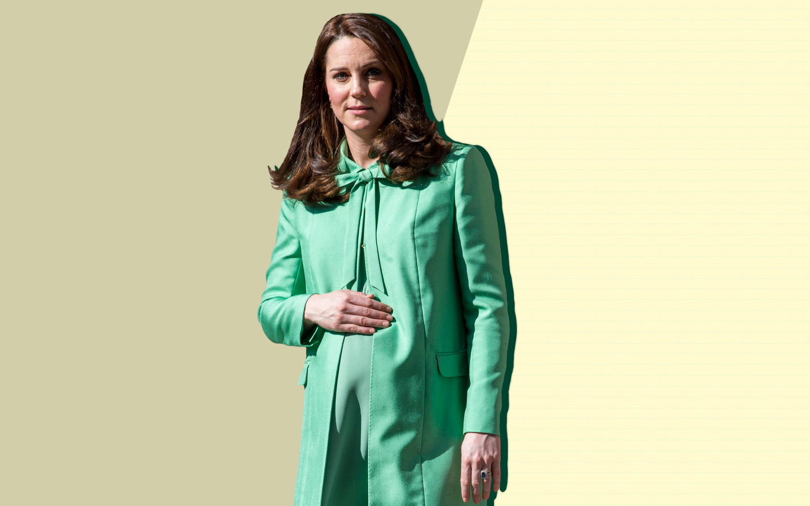 Kate Middleton pregnant with third child
