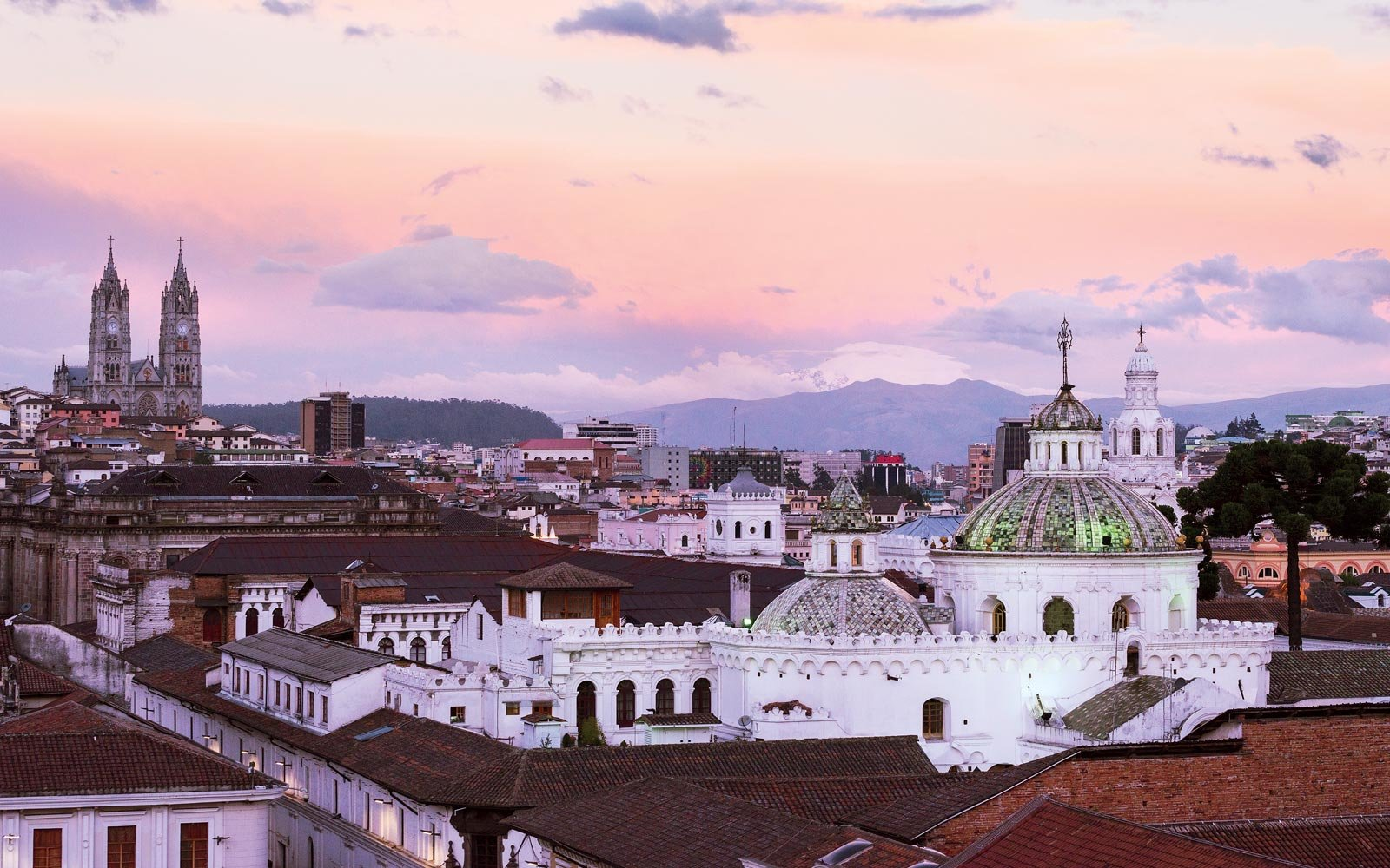 this ecuadorian city is more than just a stopover on your trip to