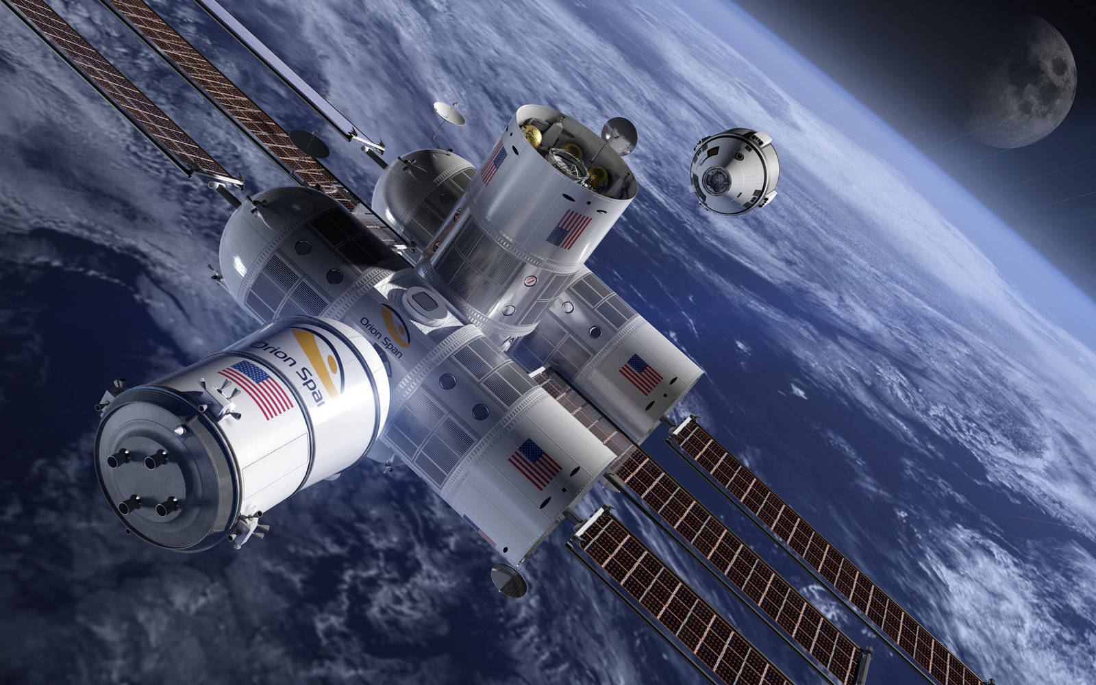 The World S First Luxury Space Hotel Is Now Taking