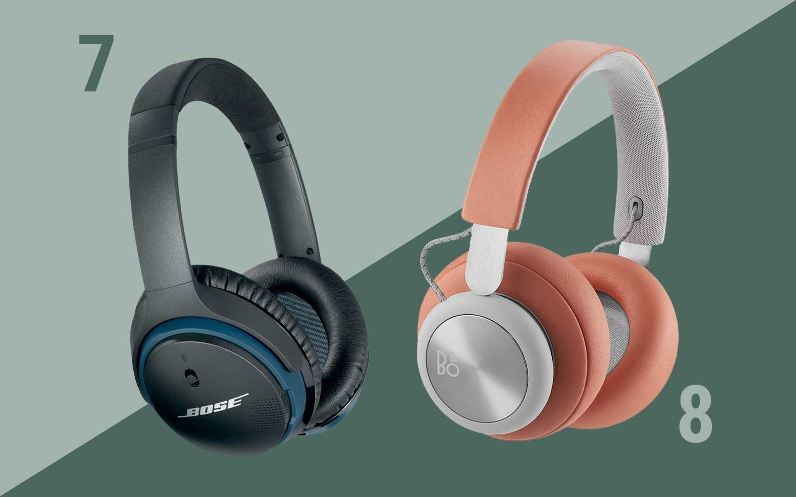 Headsets With Wire Over The Ear Center Quality Pcbpool Fitsornot For Sale 2018 S Best And In Wireless Headphones Travel Rh Travelandleisure Com