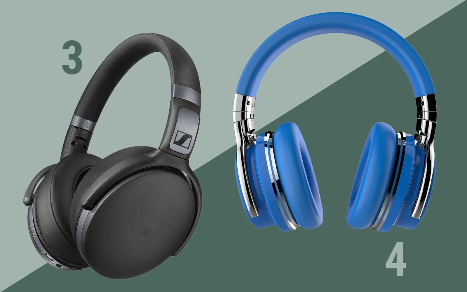 Best wireless headphones with microphone in ear budget over