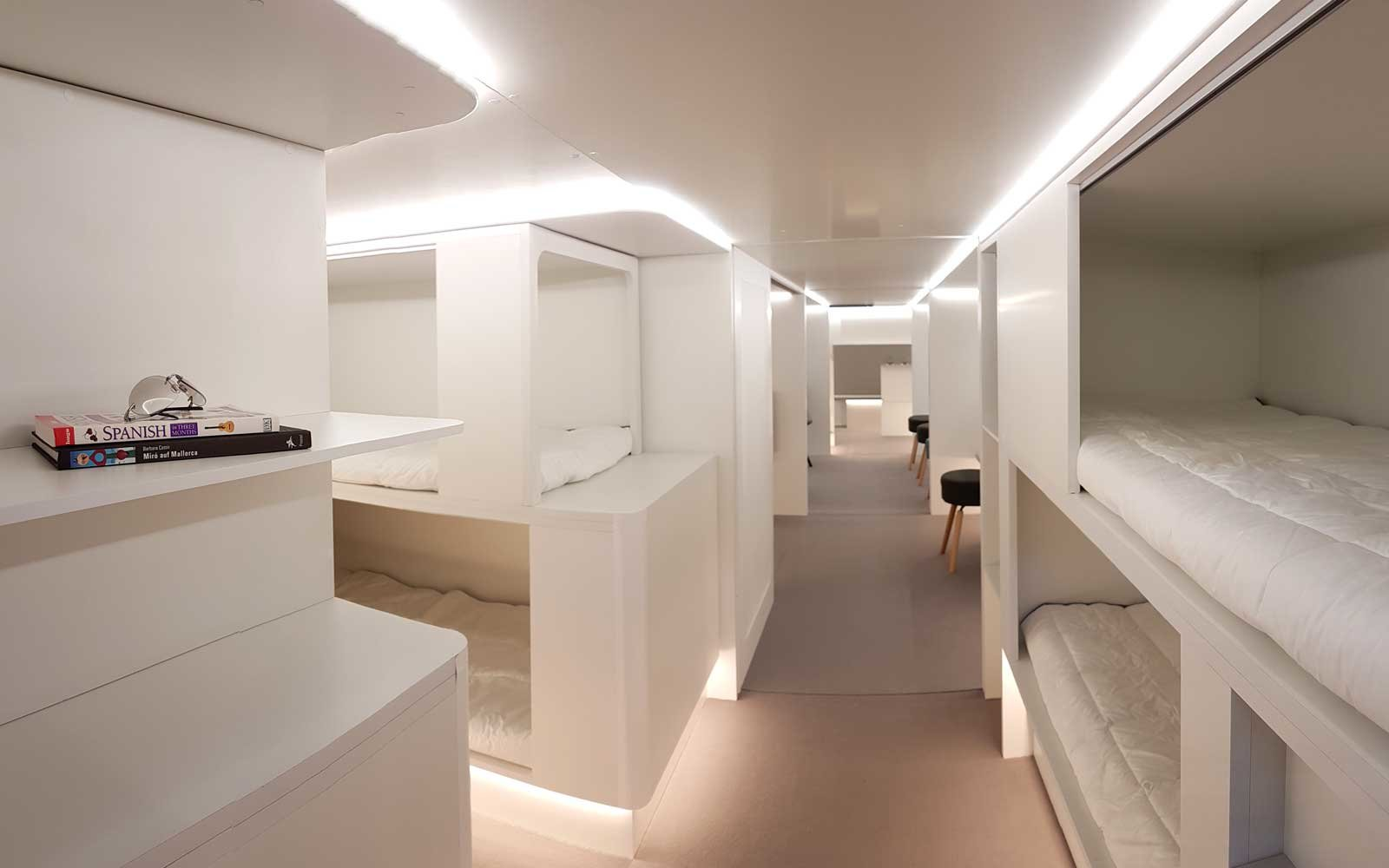 You Could Soon Be Able to Nap in the Cargo Holds of Planes (Video)