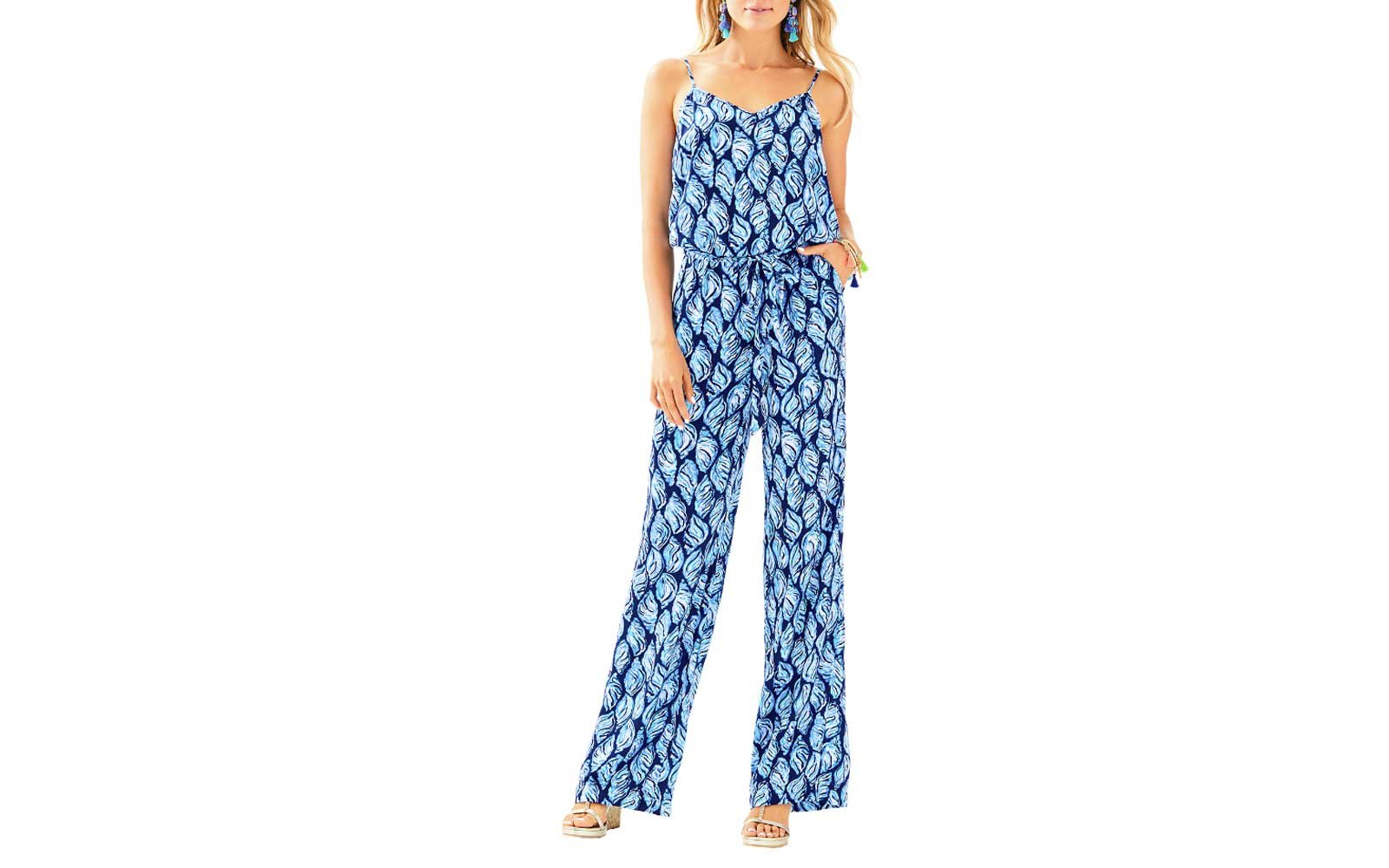 63588bf92aa3 Lilly Pulitzer  Dusk  Jumpsuit. cute lilly pulitzer jumpsuits rompers