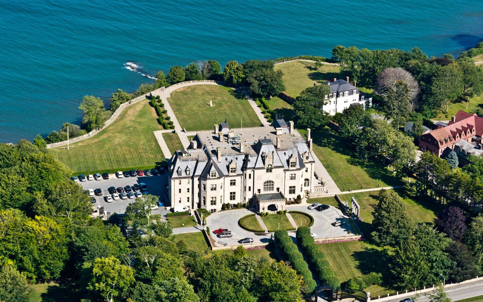 A mansion at 52 Ochre Point Ave. Newport, RI