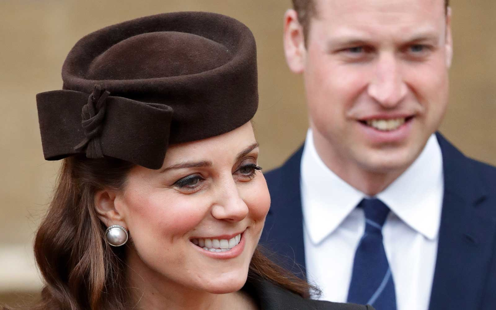 Prince William Drops Massive Hint About The Royal Baby's Gender