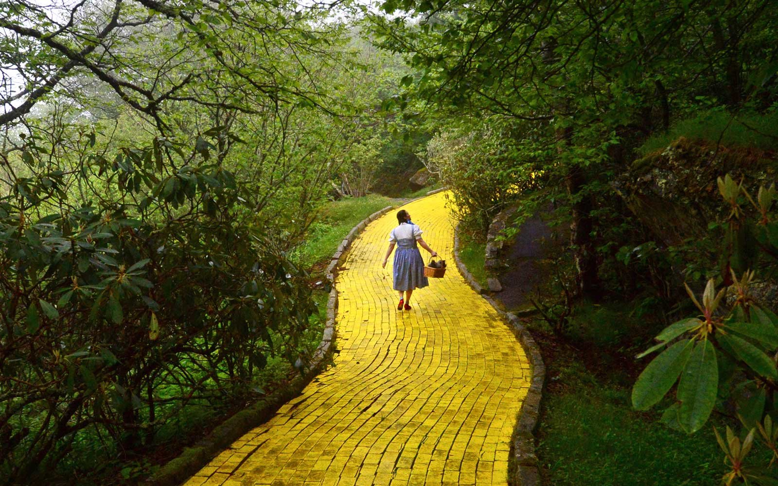 Once Abandoned Wizard Of Oz Theme Park Is Opening For The Summer Travel Leisure