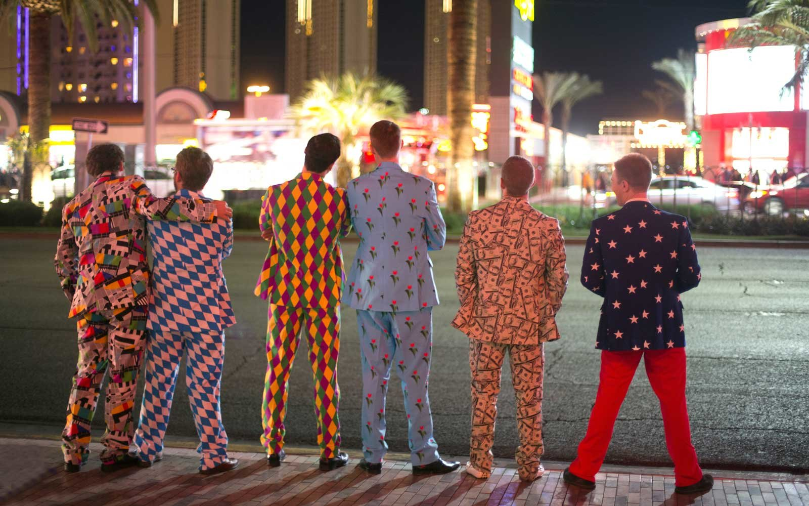 Best Hotel Suites In Las Vegas For A Bachelor Party