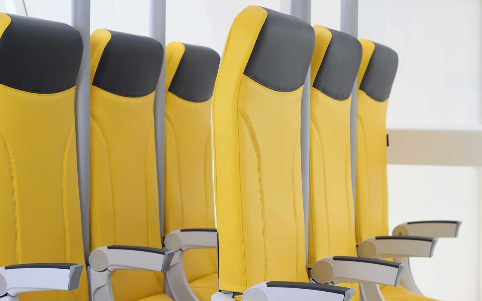 These Stand Up Airplane Seats Look Like A Roller Coaster Ride Travel Leisure