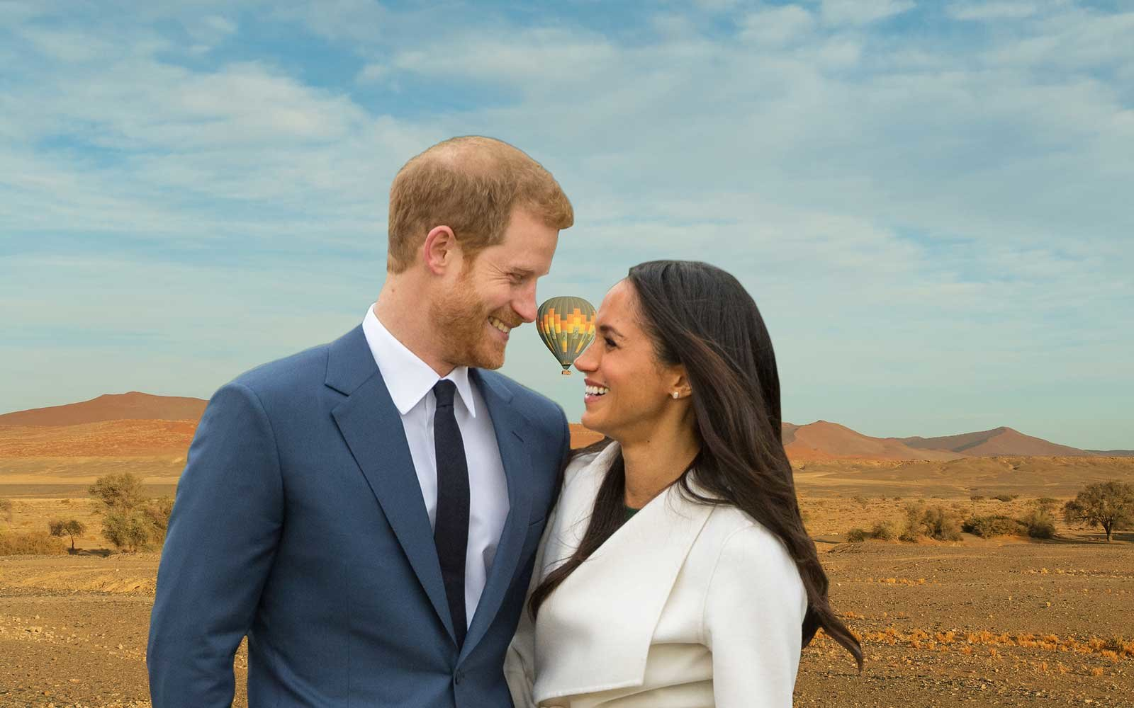 Where are Prince Harry and Meghan Markle going on their honeymoon?