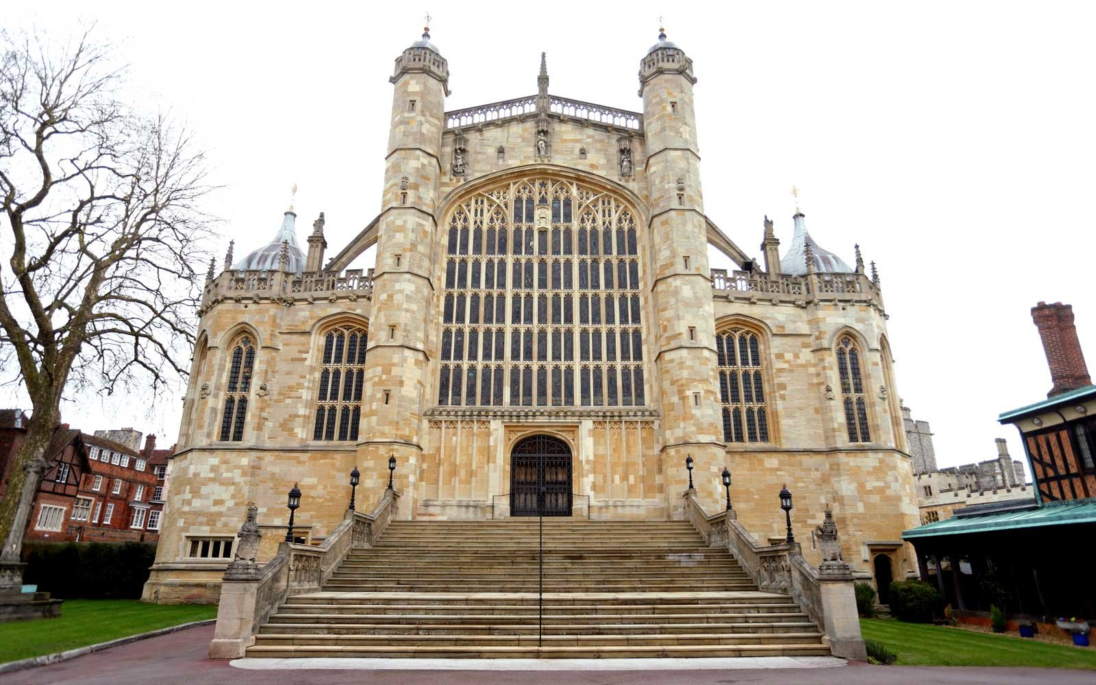 St George's Chapel at Windsor
