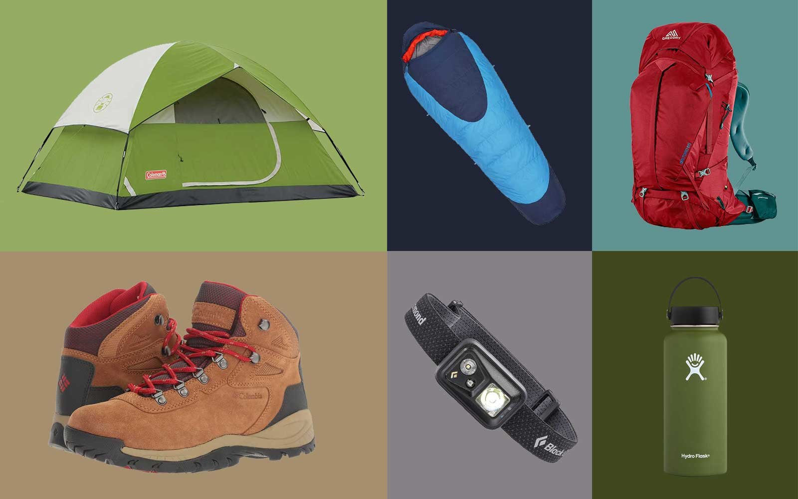 best camping hiking gear on amazon