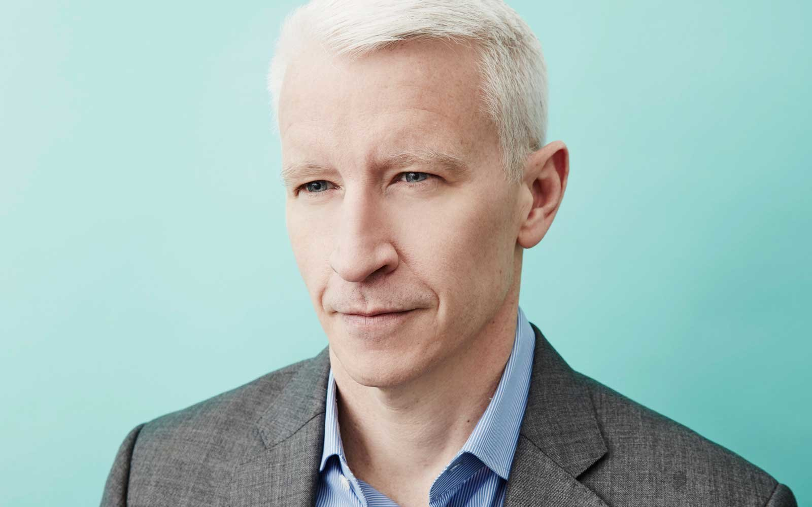 Why Anderson Cooper Orders Room Service Off The Kids Menu