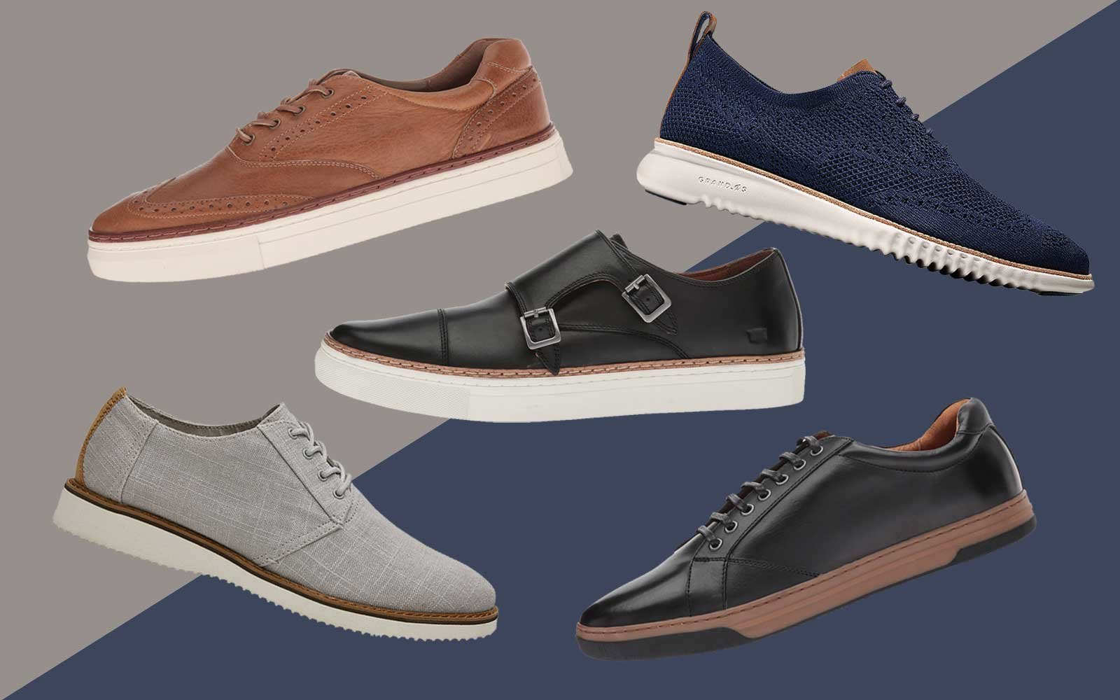 12 Men's Dress Sneakers That Don't Scream 'Tourist'