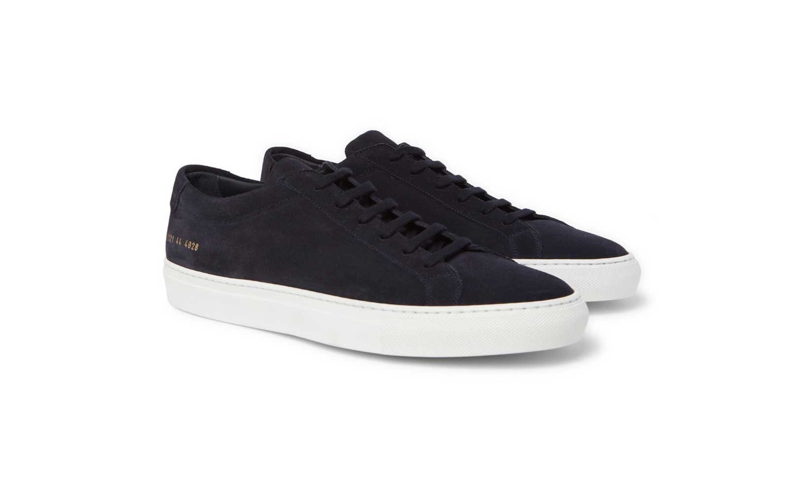 b66aae5adfe1 Common Projects  Original Achilles  Suede Sneakers