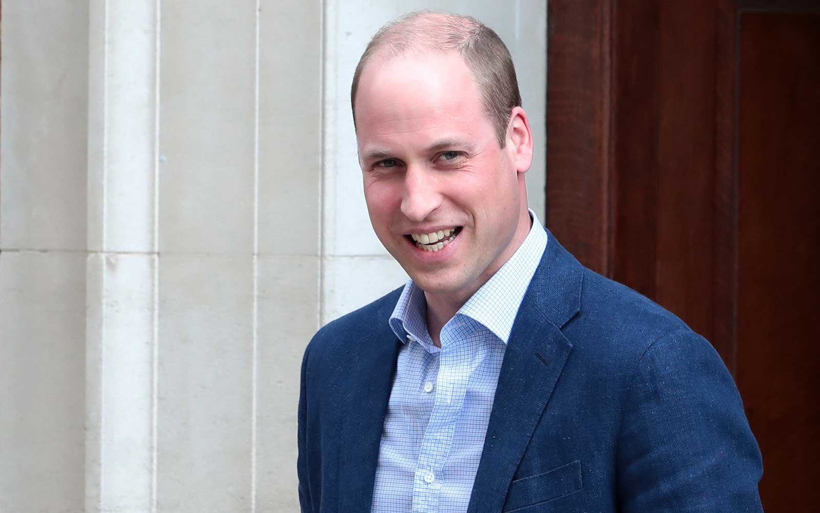 Prince William Just Gave Us A Delightful Royal Baby Update