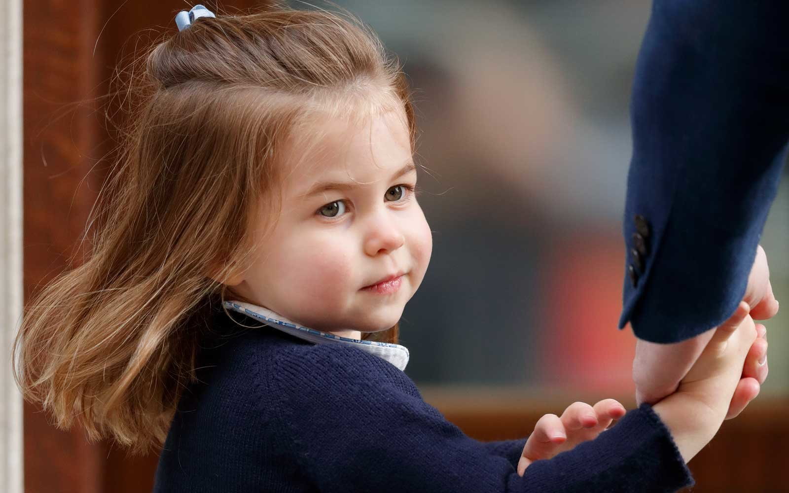 Did Prince William Just Reveal The Name Of The Third Royal Baby?