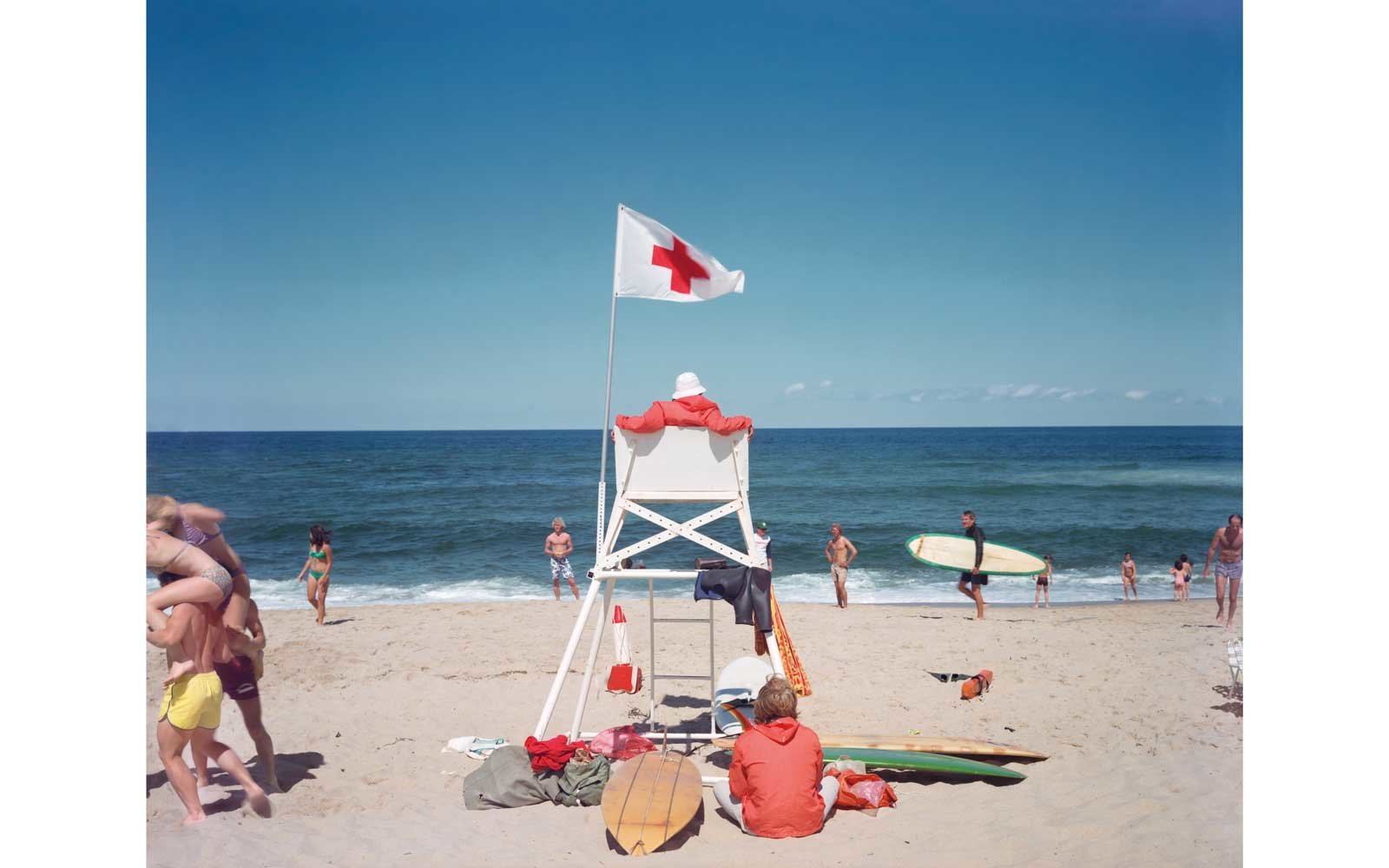 Joel Meyerowitz, Where I Find Myself