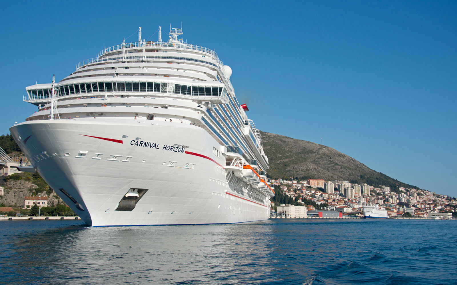 8. Carnival Cruise Line