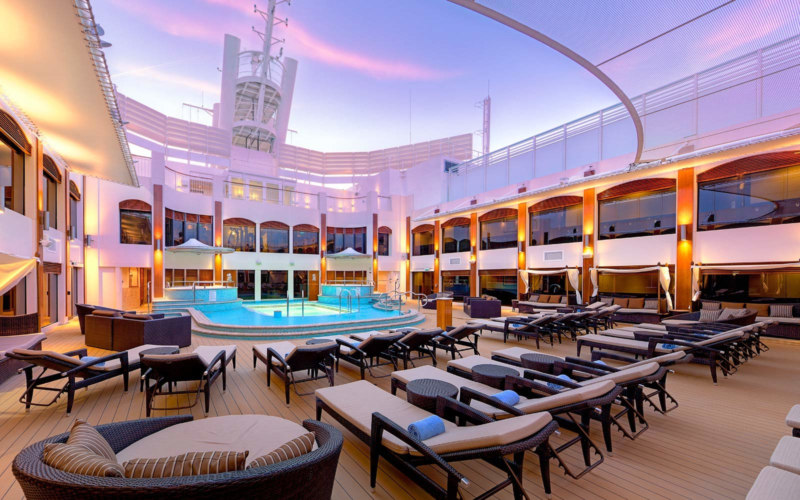 Norwegian Epic, Norwegian Cruise Line