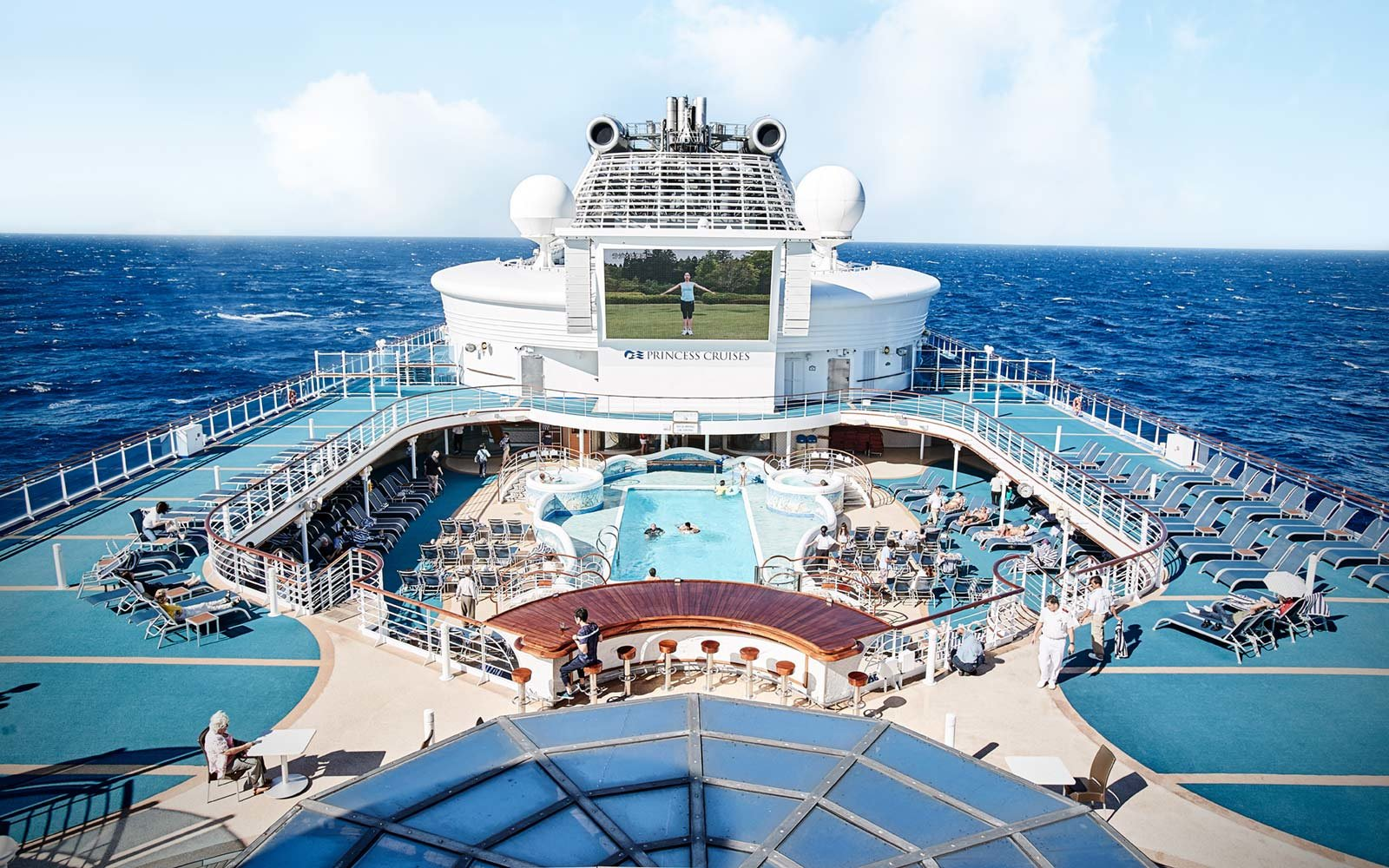 Diamond Princess, Princess Cruises