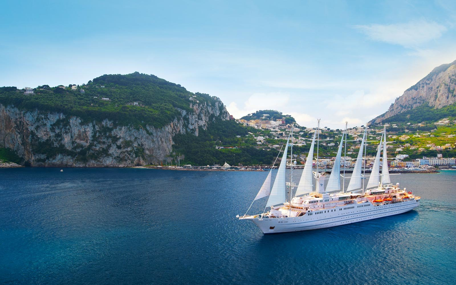 Wind Surf, Windstar Cruises