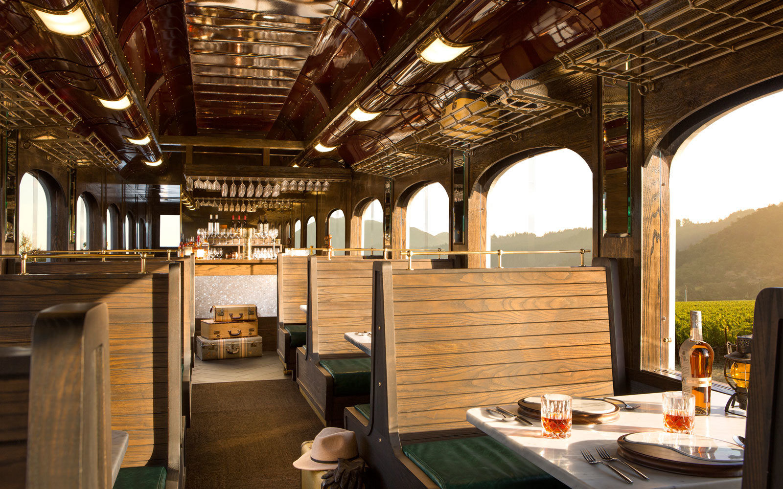 This Tequila Train Takes You On A 36 Mile Scenic Journey