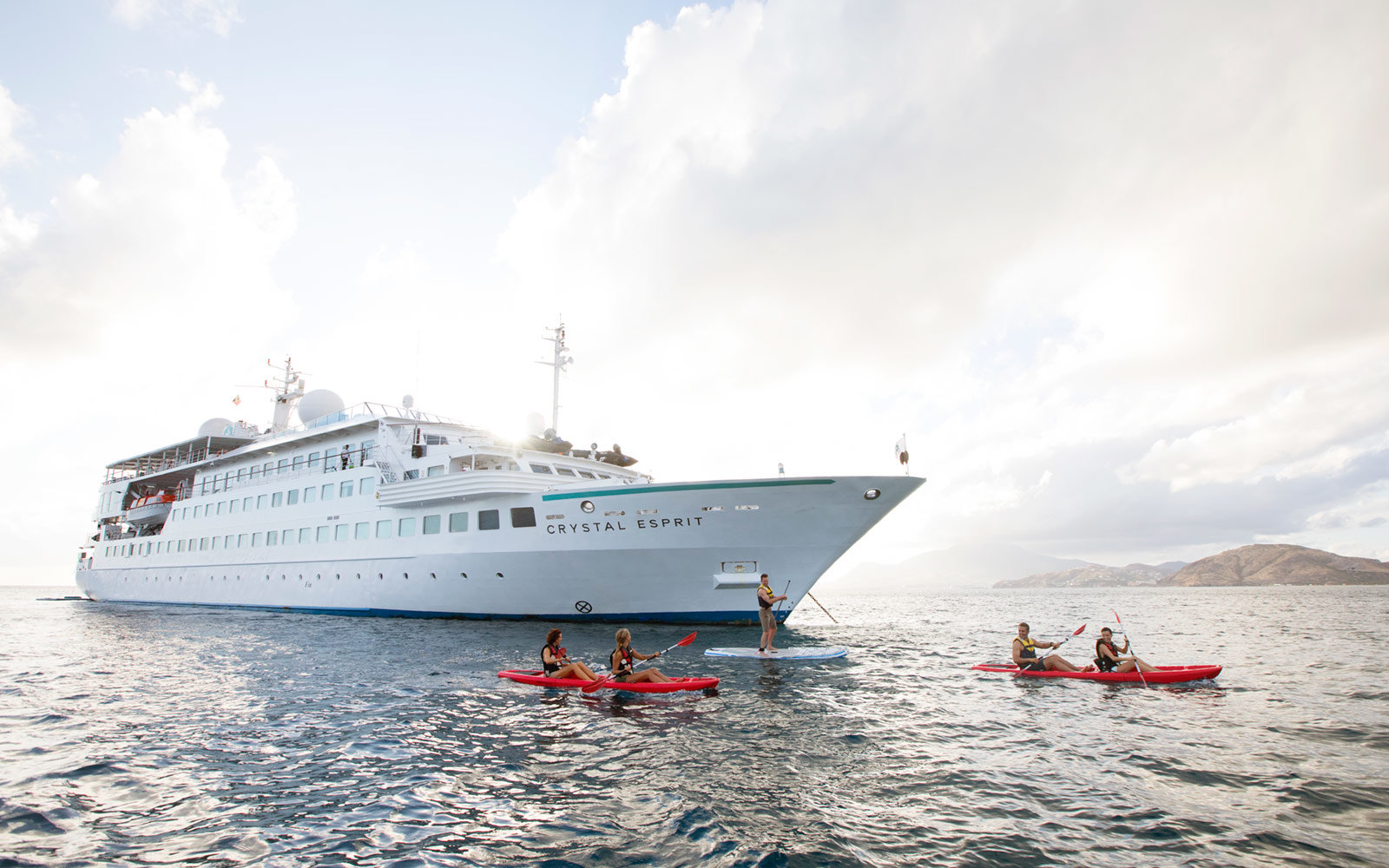 7. Crystal Yacht Expedition Cruises