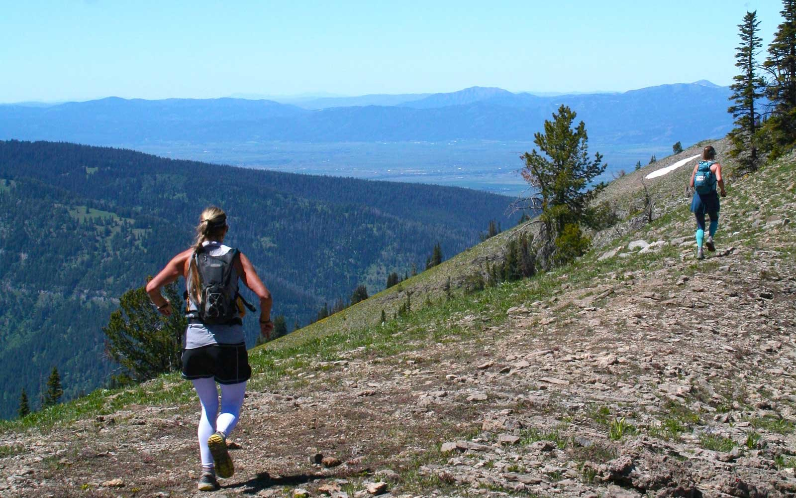 Teton Ogre Adventure Race in Teton Valley, Idaho (June 23-24, 2018)